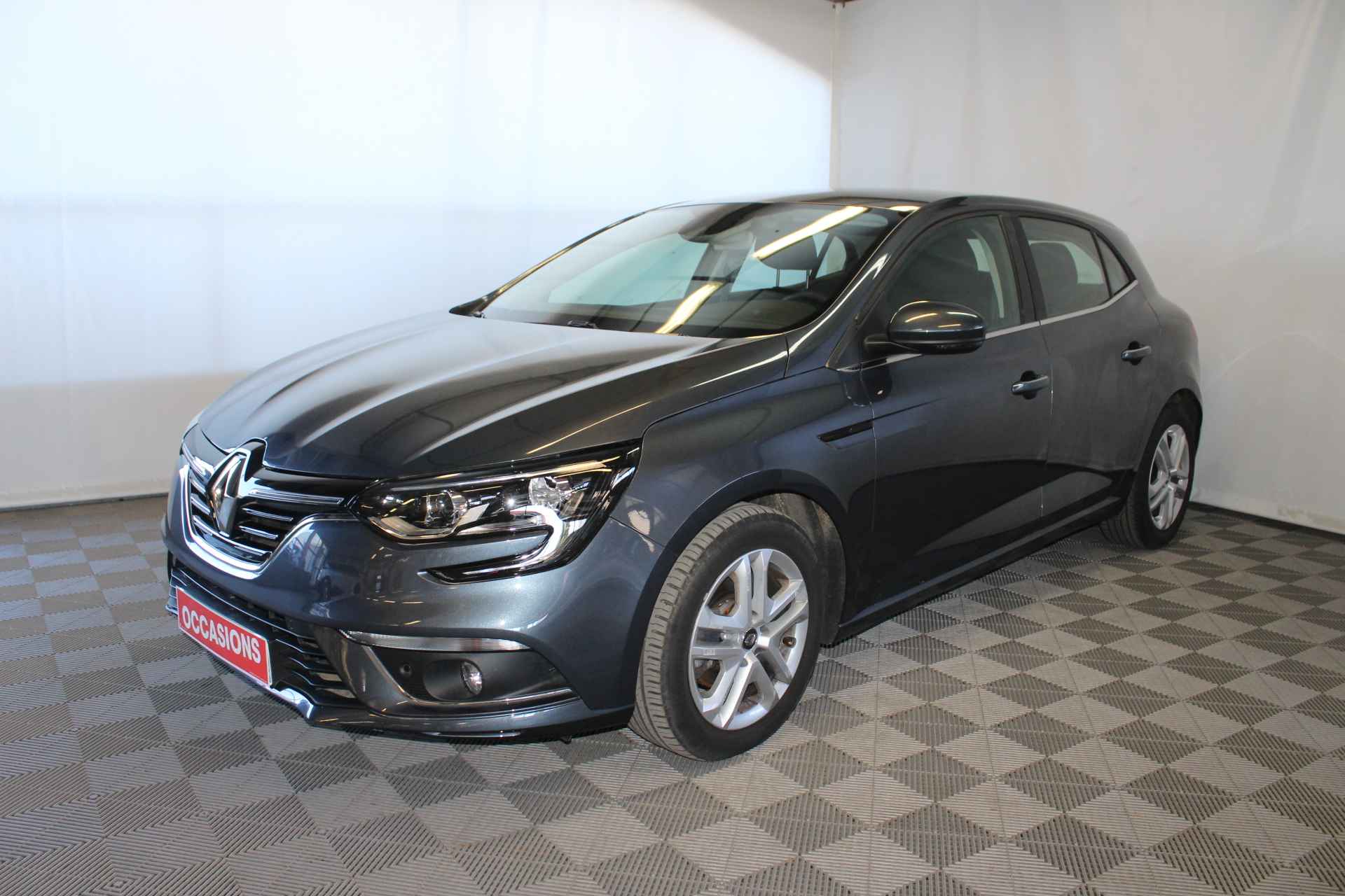 RENAULT MEGANE IV BERLINE BUSINESS dCi 110 Energy EDC Business d'occasion