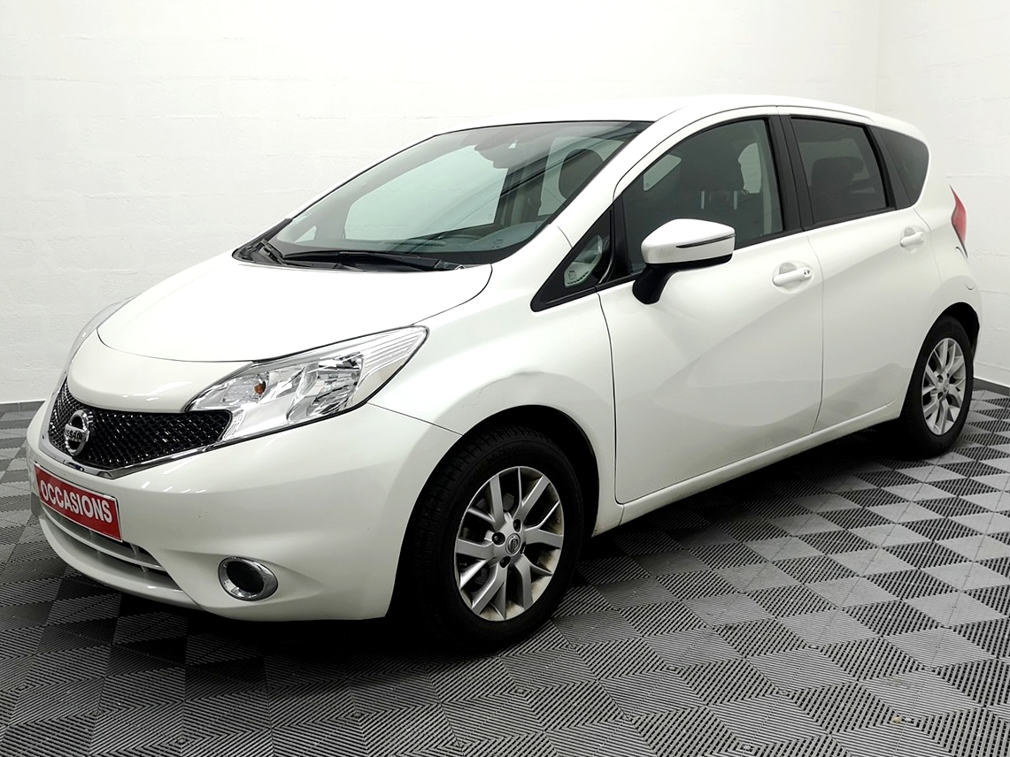 NISSAN NOTE 1.5 dCi - 90 Connect Edition d'occasion
