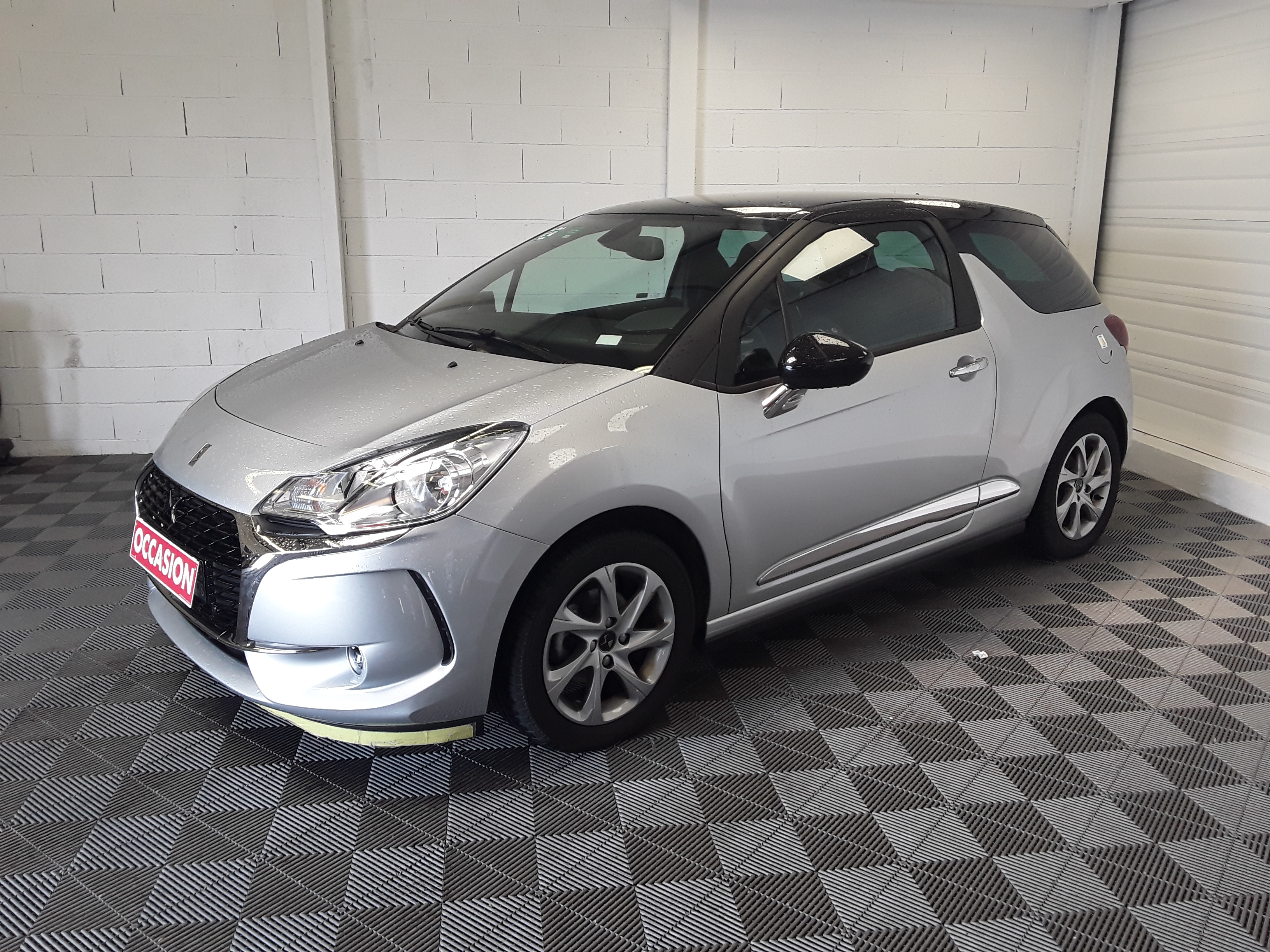 DS DS3 BlueHDi 100 Manuel So Chic d'occasion