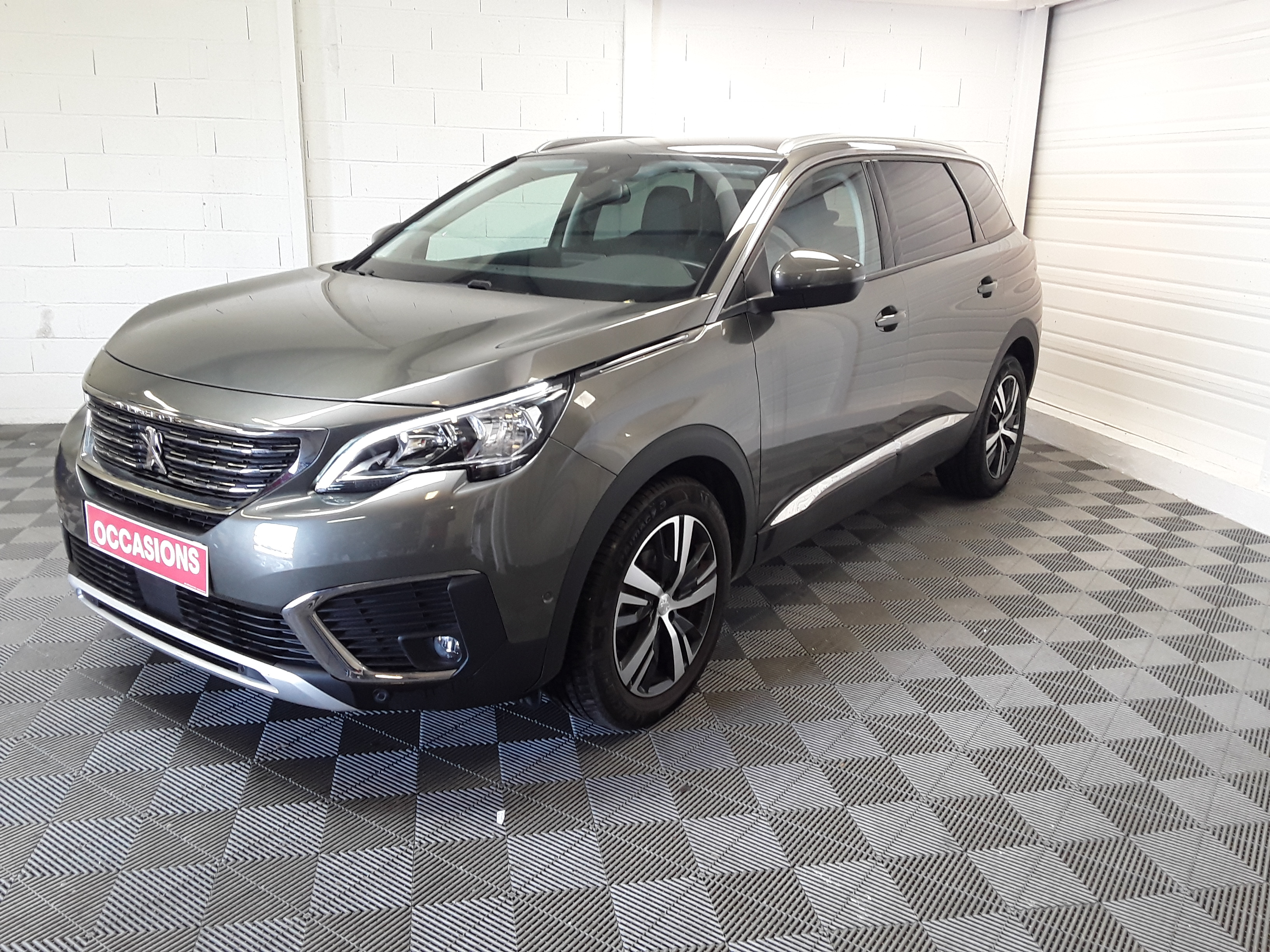 PEUGEOT 5008 Allure BlueHDi 130 S&S EAT8 d'occasion