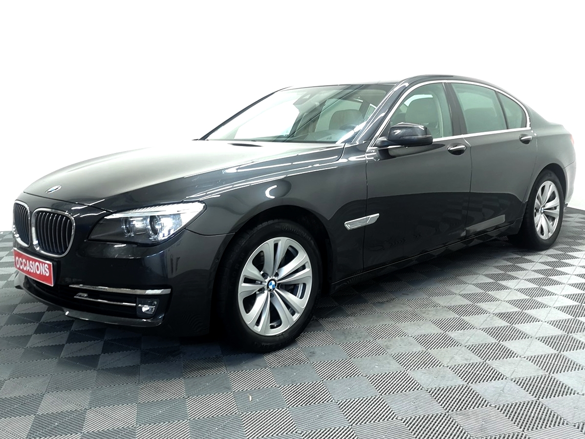 BMW SERIE 7 F01 LCI/F02 LCI 730d Luxe A d'occasion