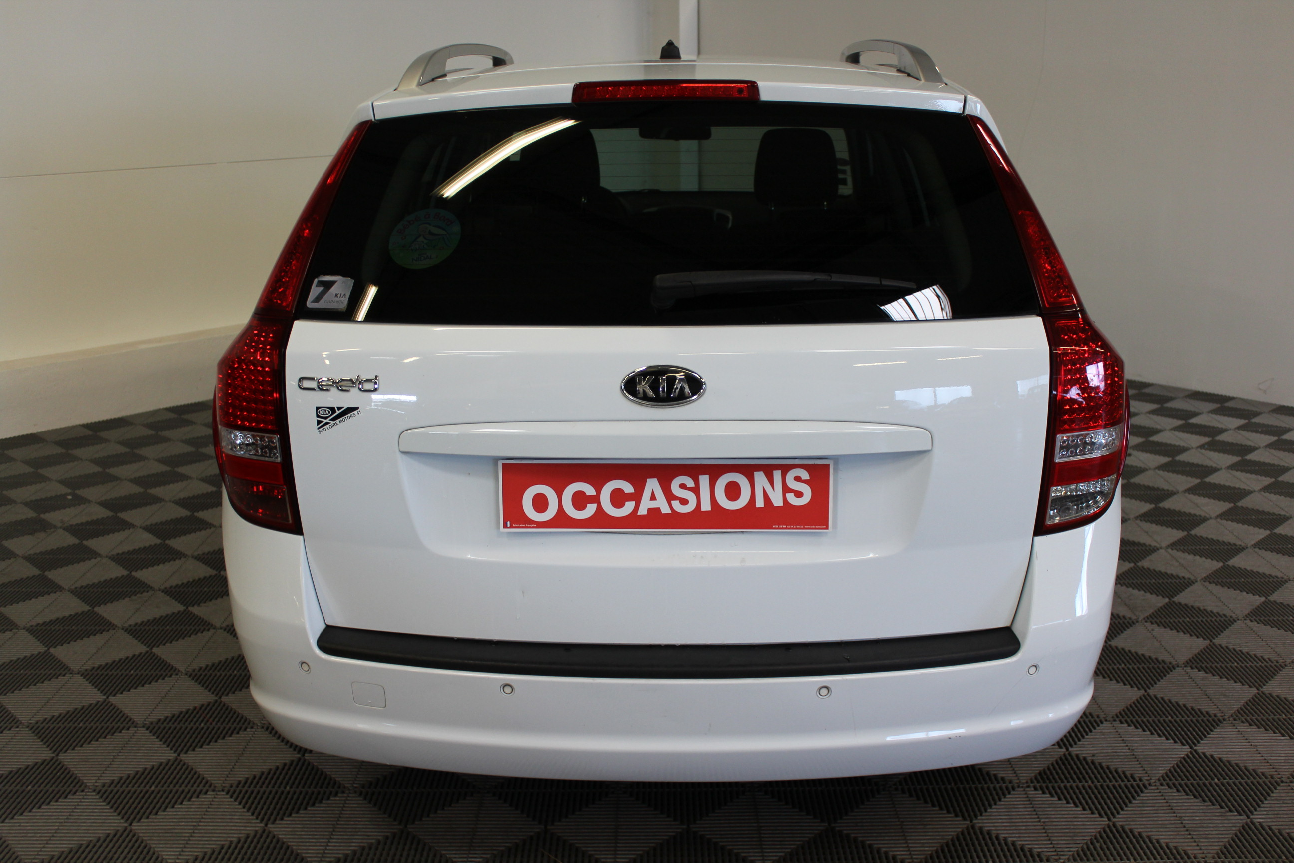 KIA CEE'D SW 2011 à 5400 € - Photo n°16