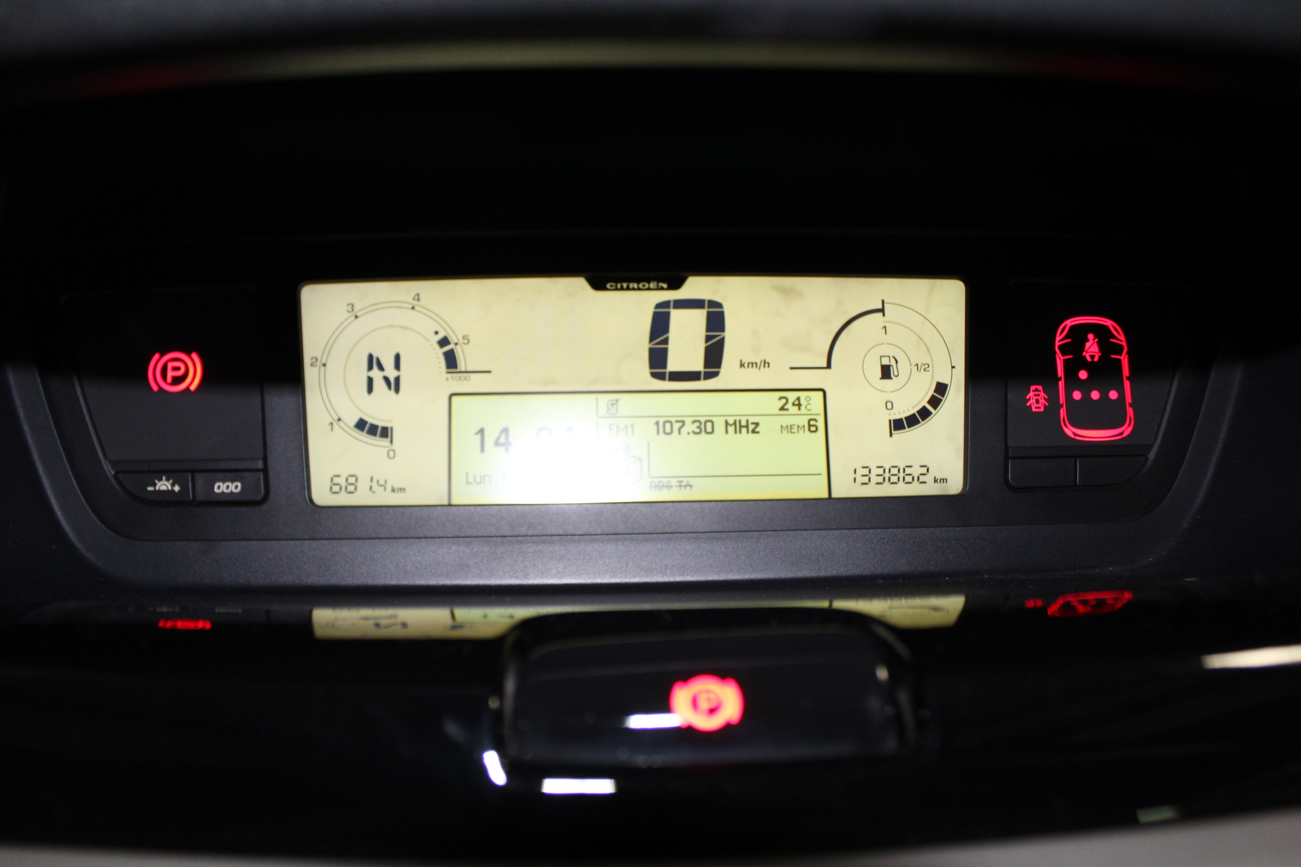 CITROEN GRAND C4 PICASSO 2012 à 7500 € - Photo n°17