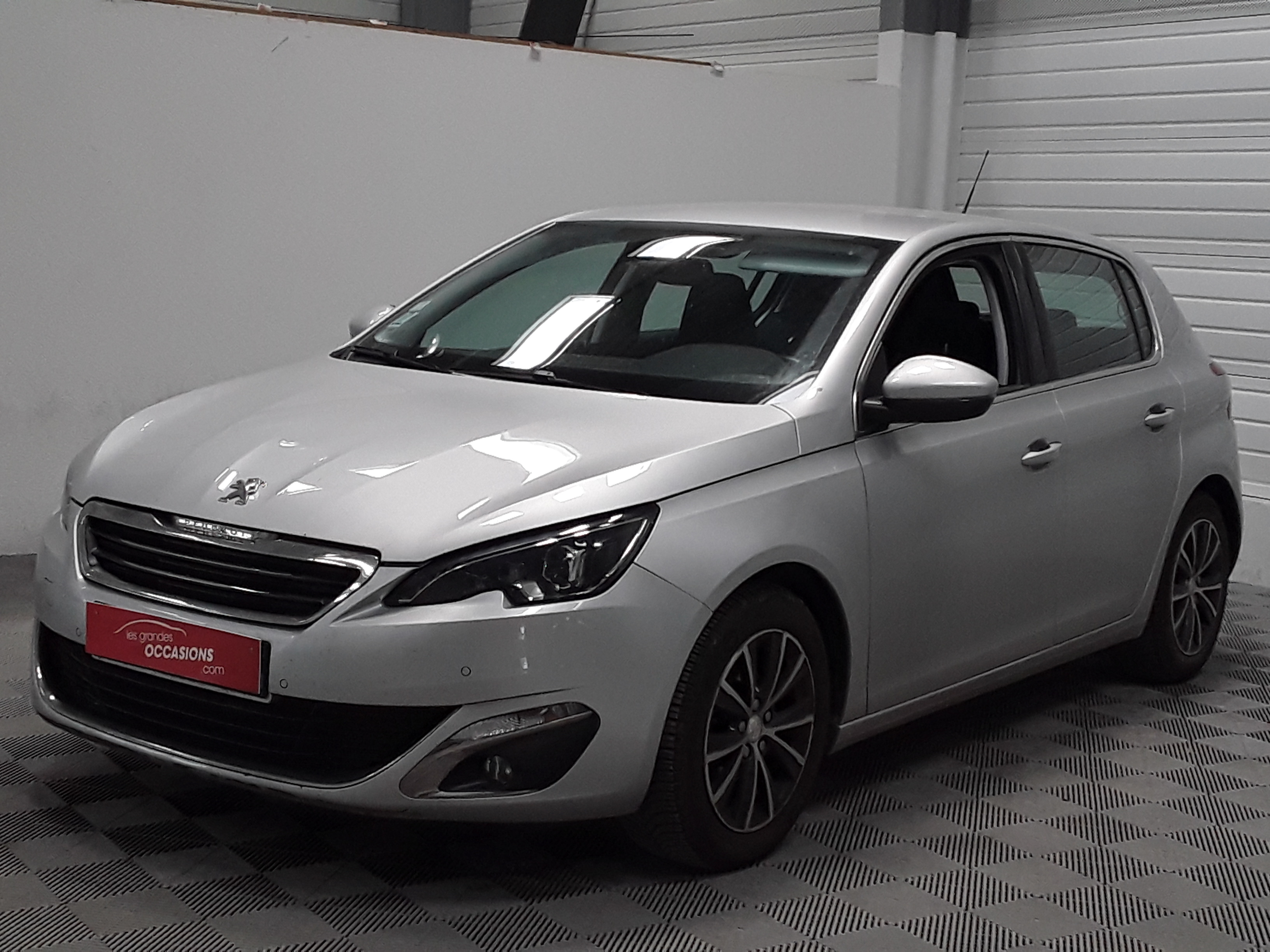 PEUGEOT 308 1.6 THP 125 ch BVM6 Allure d'occasion