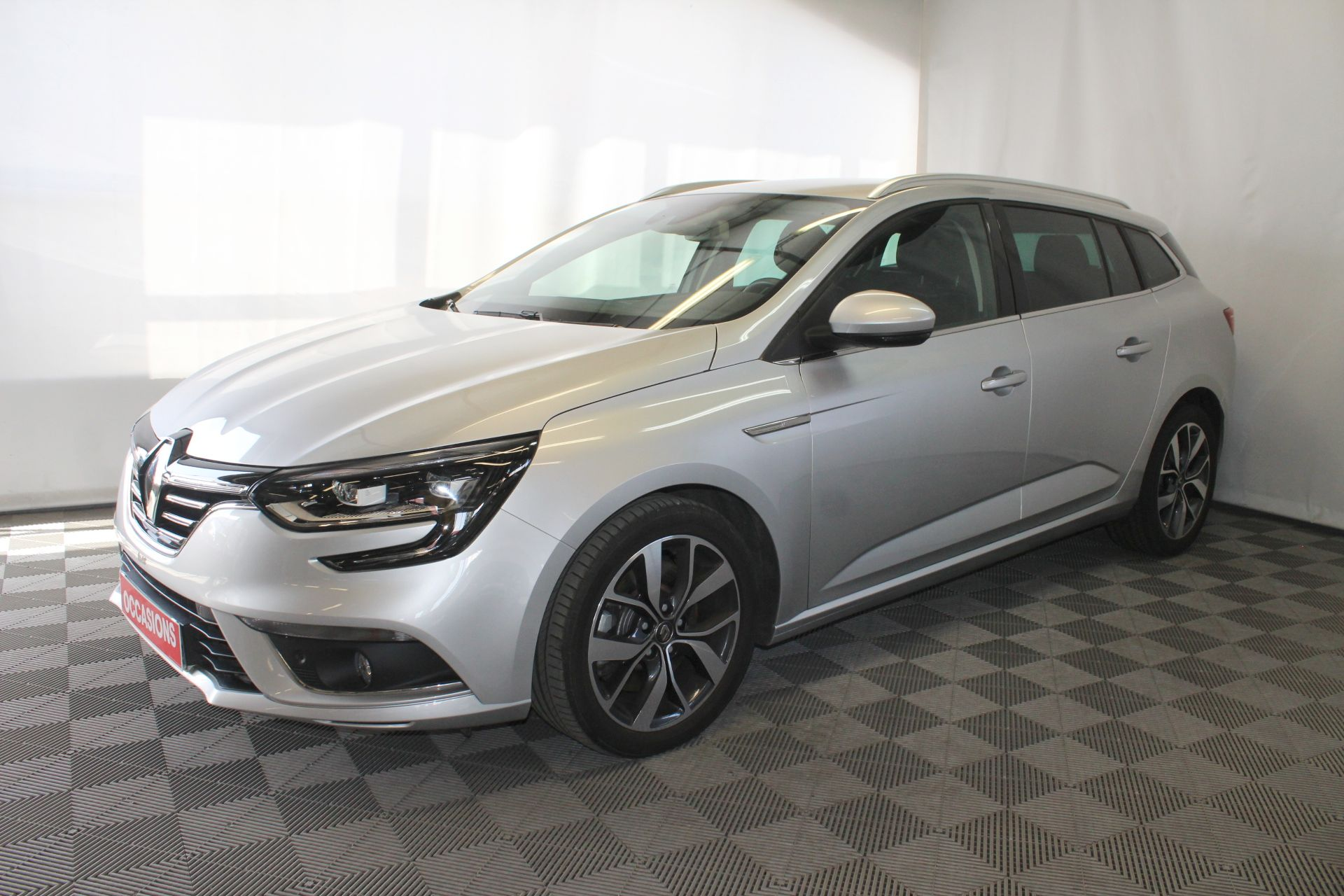 RENAULT MEGANE IV ESTATE dCi 165 Energy EDC Intens d'occasion