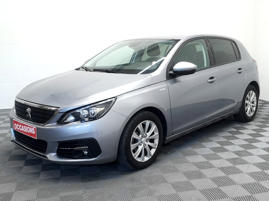 PEUGEOT 308 1.5 BlueHDi 100ch S&S BVM6 Style d'occasion