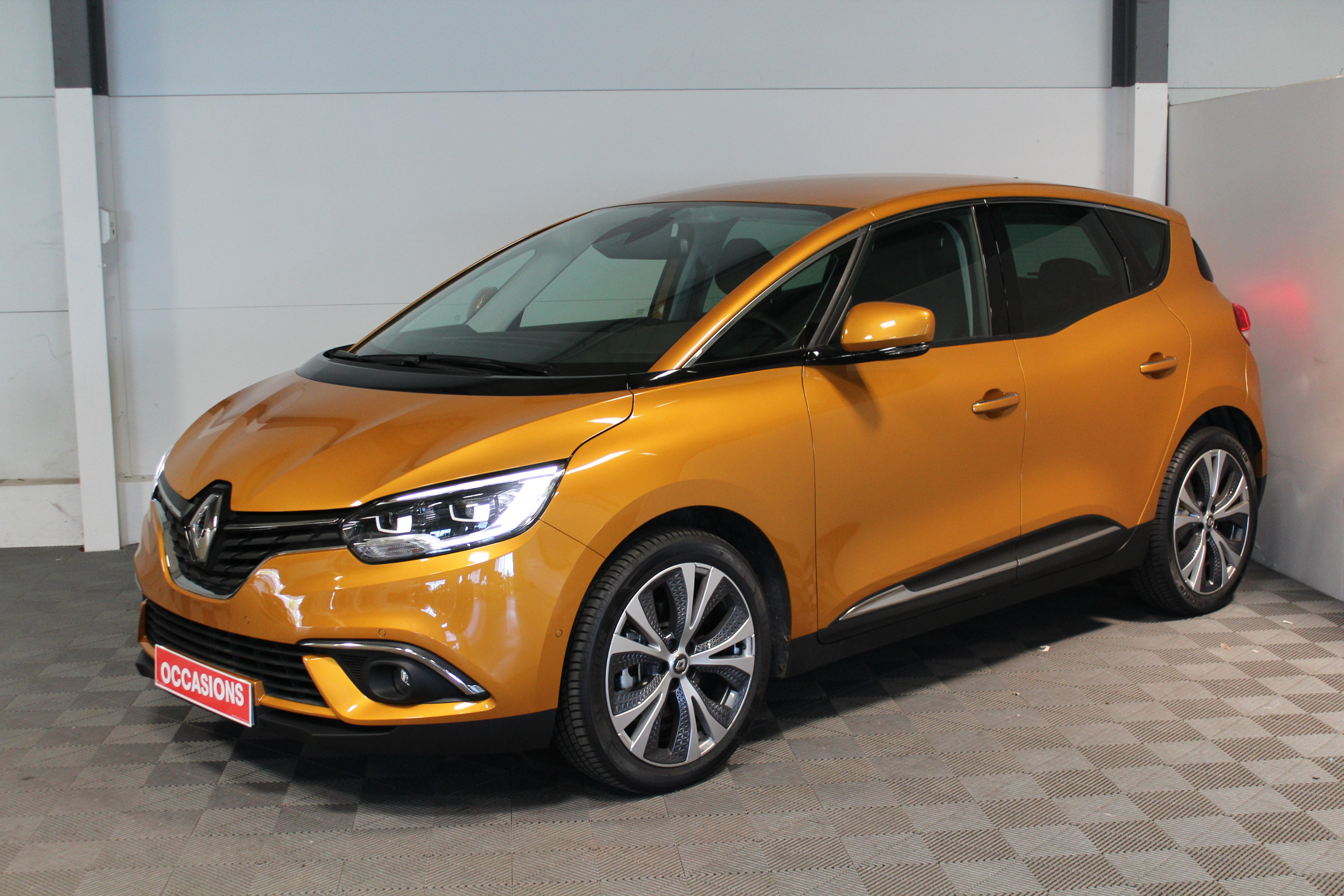 RENAULT SCENIC IV dCi 130 Energy Intens d'occasion
