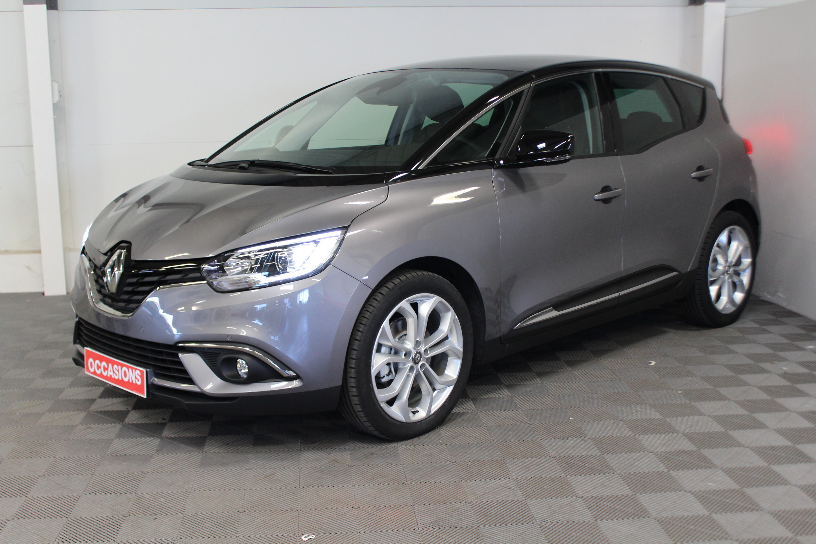 RENAULT SCENIC IV BUSINESS Blue dCi 120 Business d'occasion