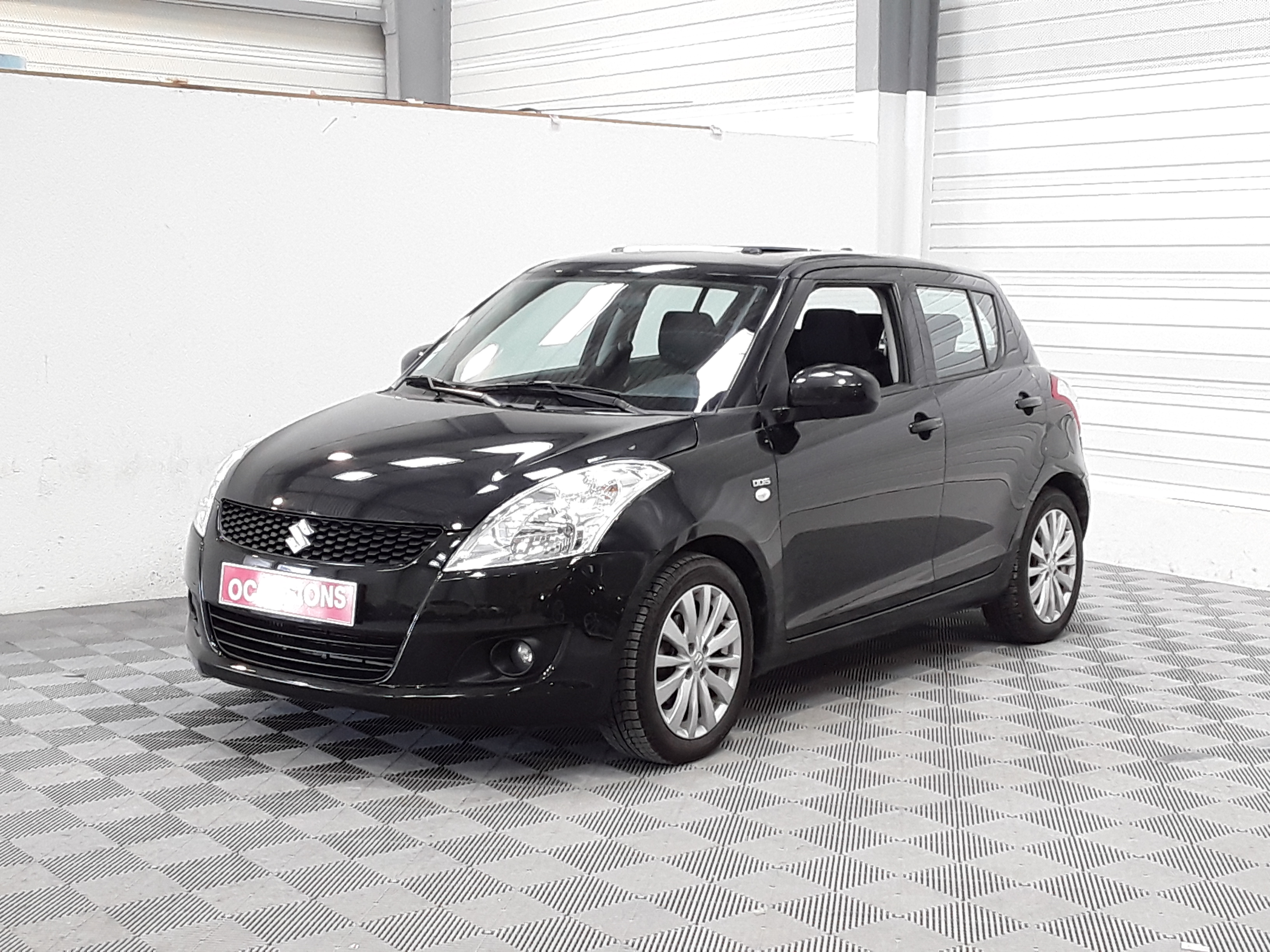 SUZUKI SWIFT III 1.3 DDiS GLX PACK (5P) d'occasion