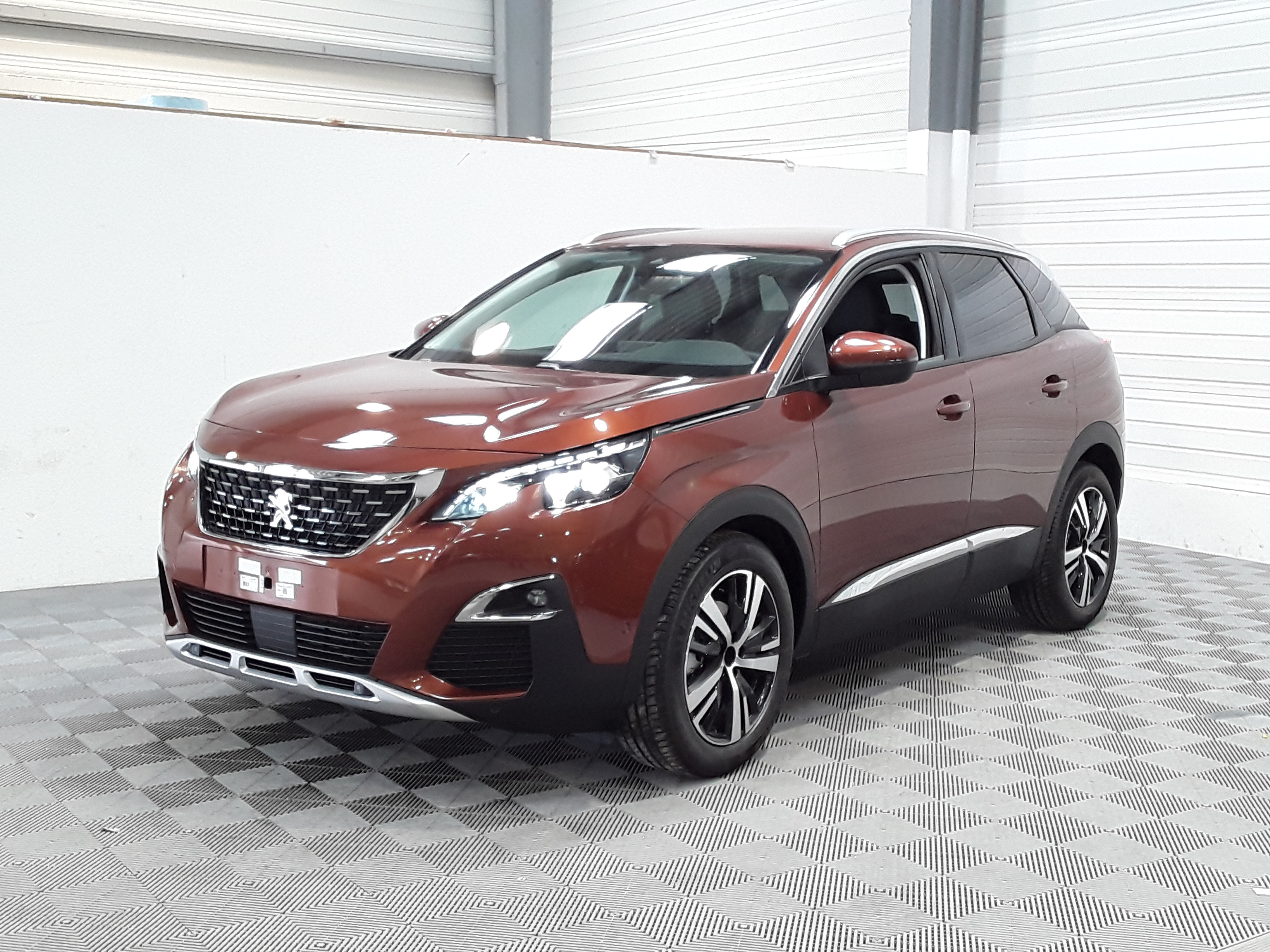 PEUGEOT 3008 BUSINESS Allure Business BlueHDi 130 S&S BVM6 d'occasion