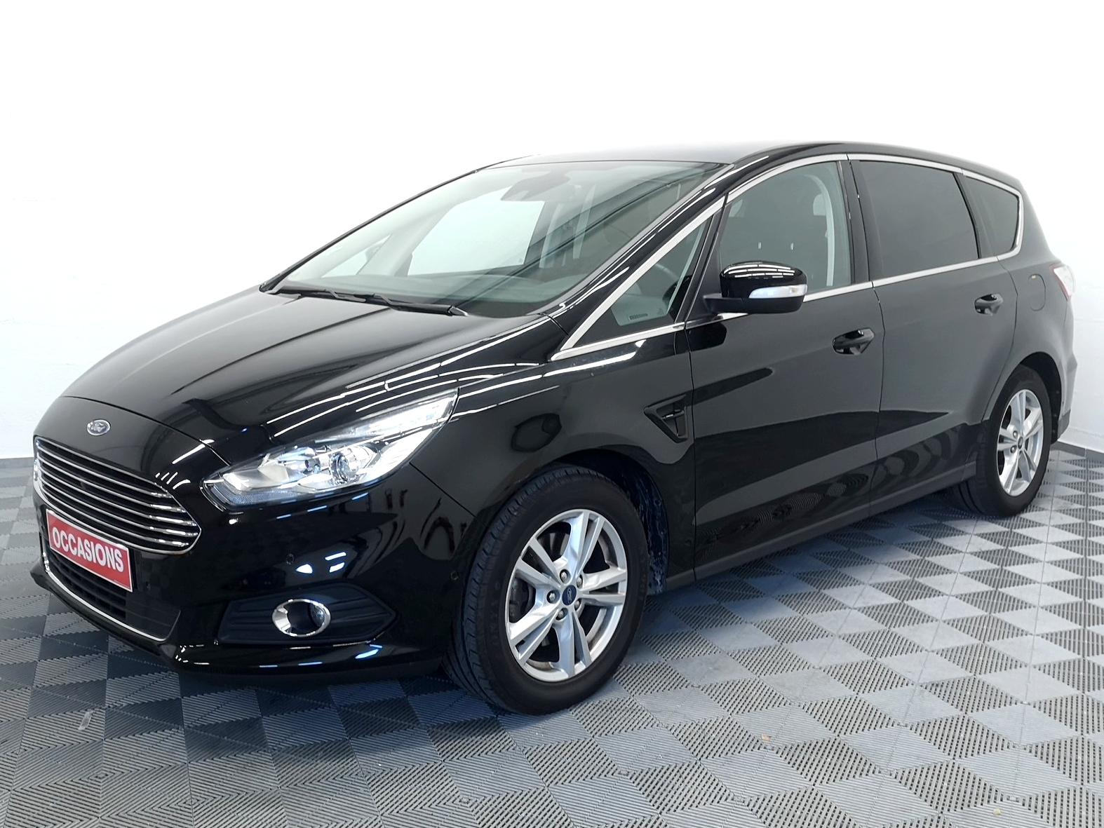 FORD S MAX 2.0 TDCi 150 S&S Titanium Powershift A d'occasion