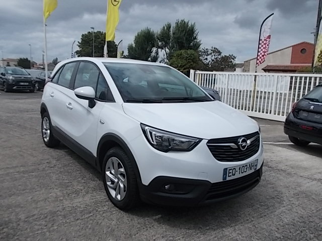 OPEL CROSSLAND X - 1.6 Turbo D 99 ch ECOTEC Edition