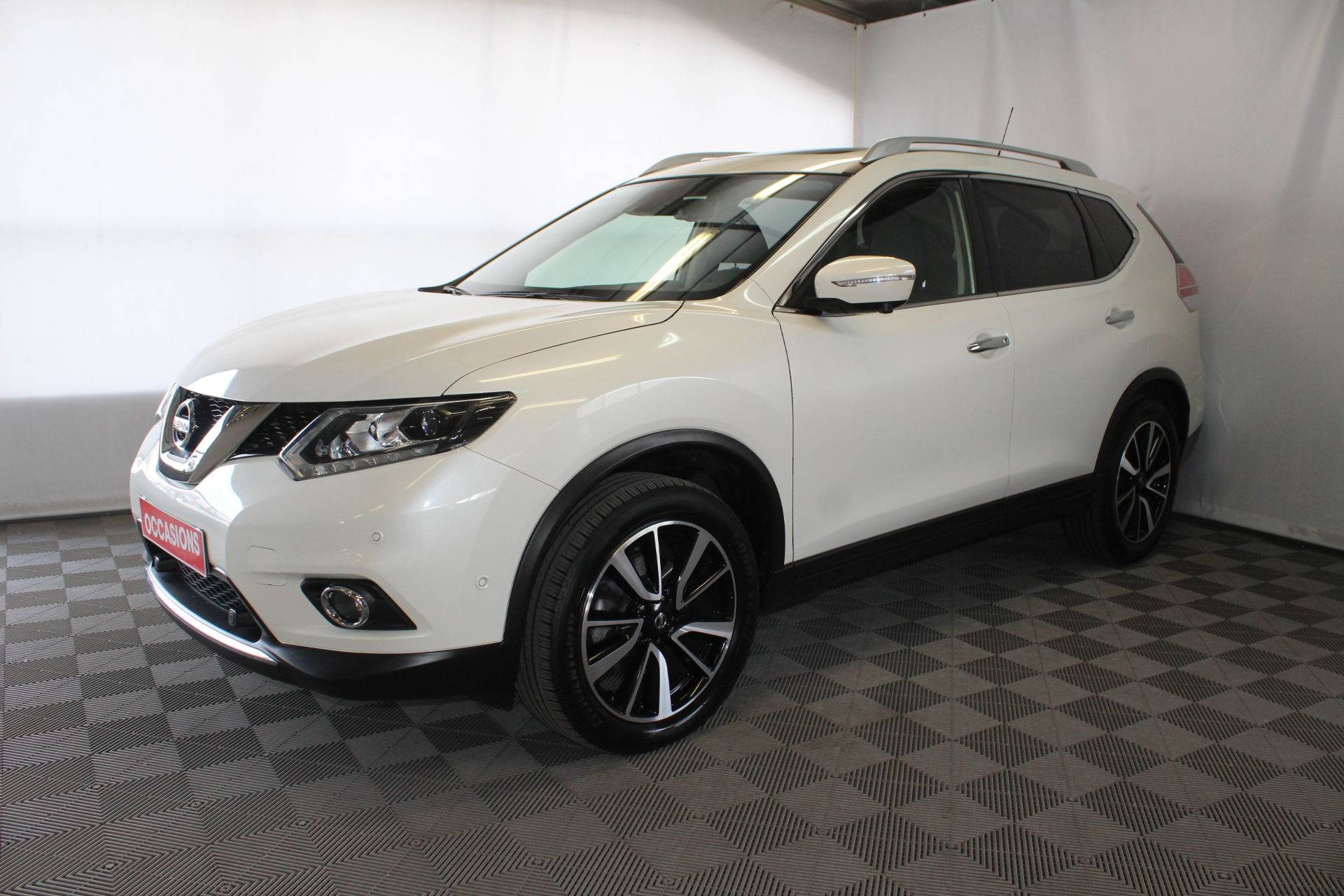 NISSAN X TRAIL 1.6 dCi 130 7pl All-Mode 4x4-i Tekna d'occasion