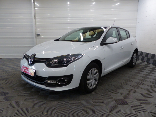 RENAULT MEGANE III BERLINE TCE 115 Energy Life E6 d'occasion
