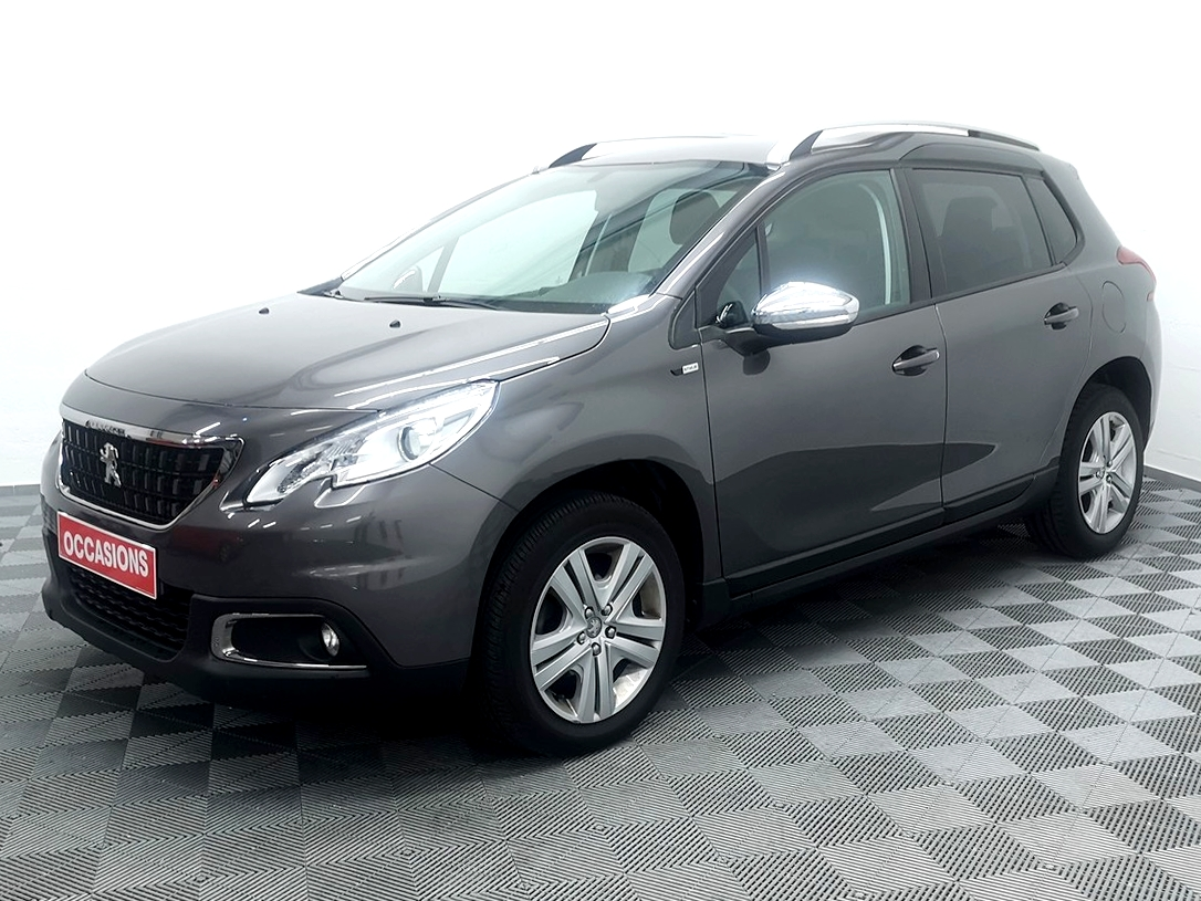 PEUGEOT 2008 1.6 BlueHDi 100ch BVM5 Style d'occasion