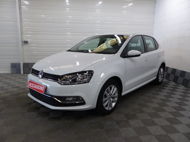 VOLKSWAGEN POLO 1.2 TSI 90CH BLUEMOTION TECHNOLOGY CONFORTLINE 5P d'occasion