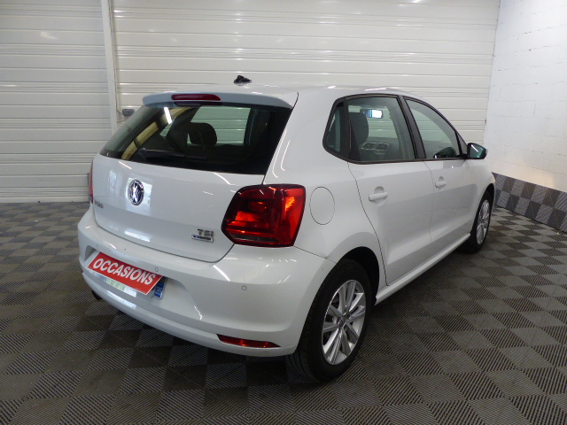 VOLKSWAGEN POLO 2017 à 11400 € - Photo n°4