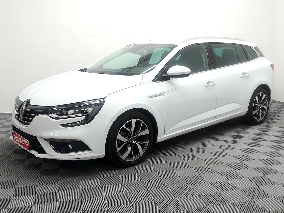 RENAULT MEGANE IV ESTATE dCi 110 Energy EDC Intens d'occasion