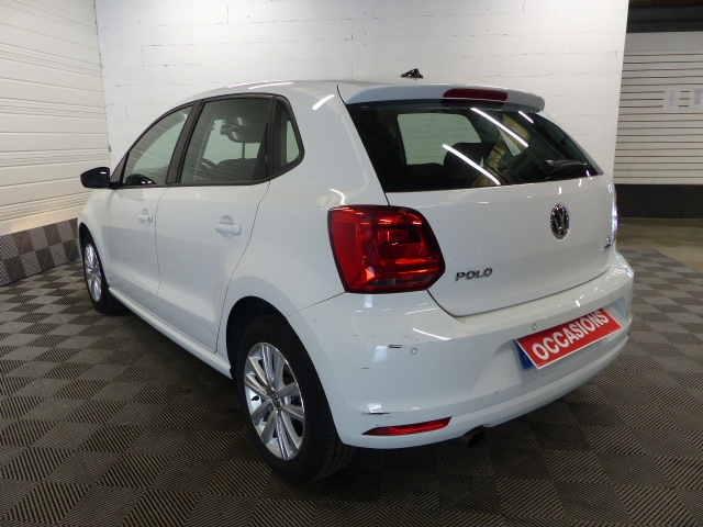VOLKSWAGEN POLO 2017 à 11400 € - Photo n°5