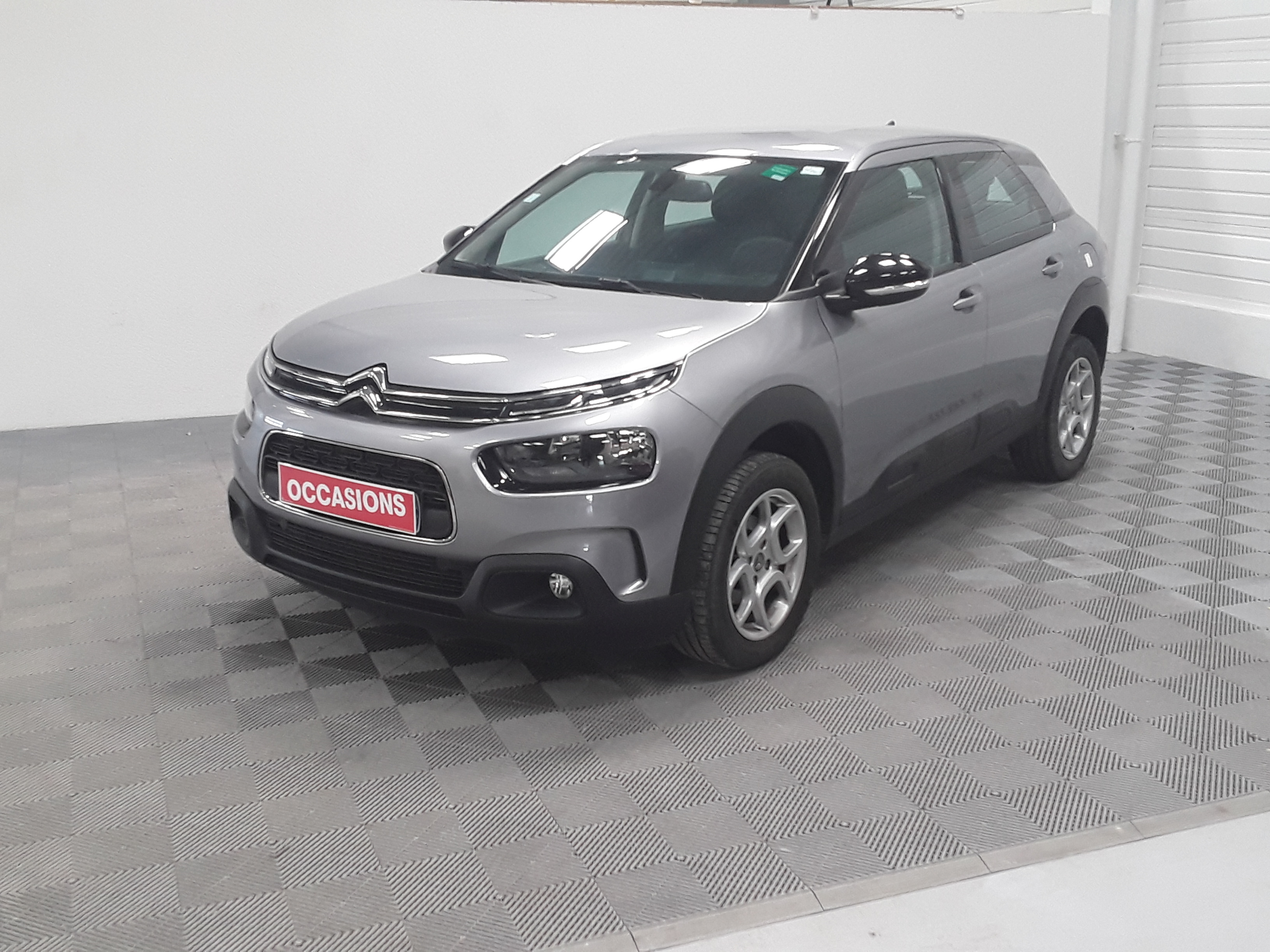 CITROEN C4 CACTUS BlueHDi 100 BVM Feel d'occasion