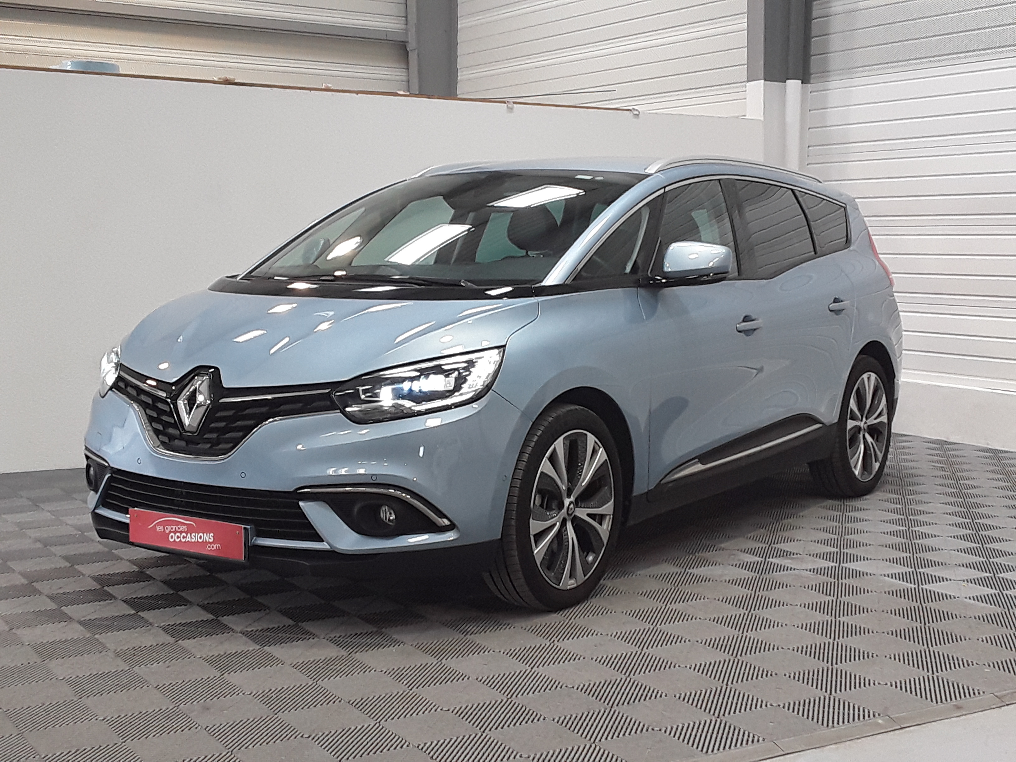 RENAULT GRAND SCENIC IV BUSINESS Intens Energy dCi 110 d'occasion