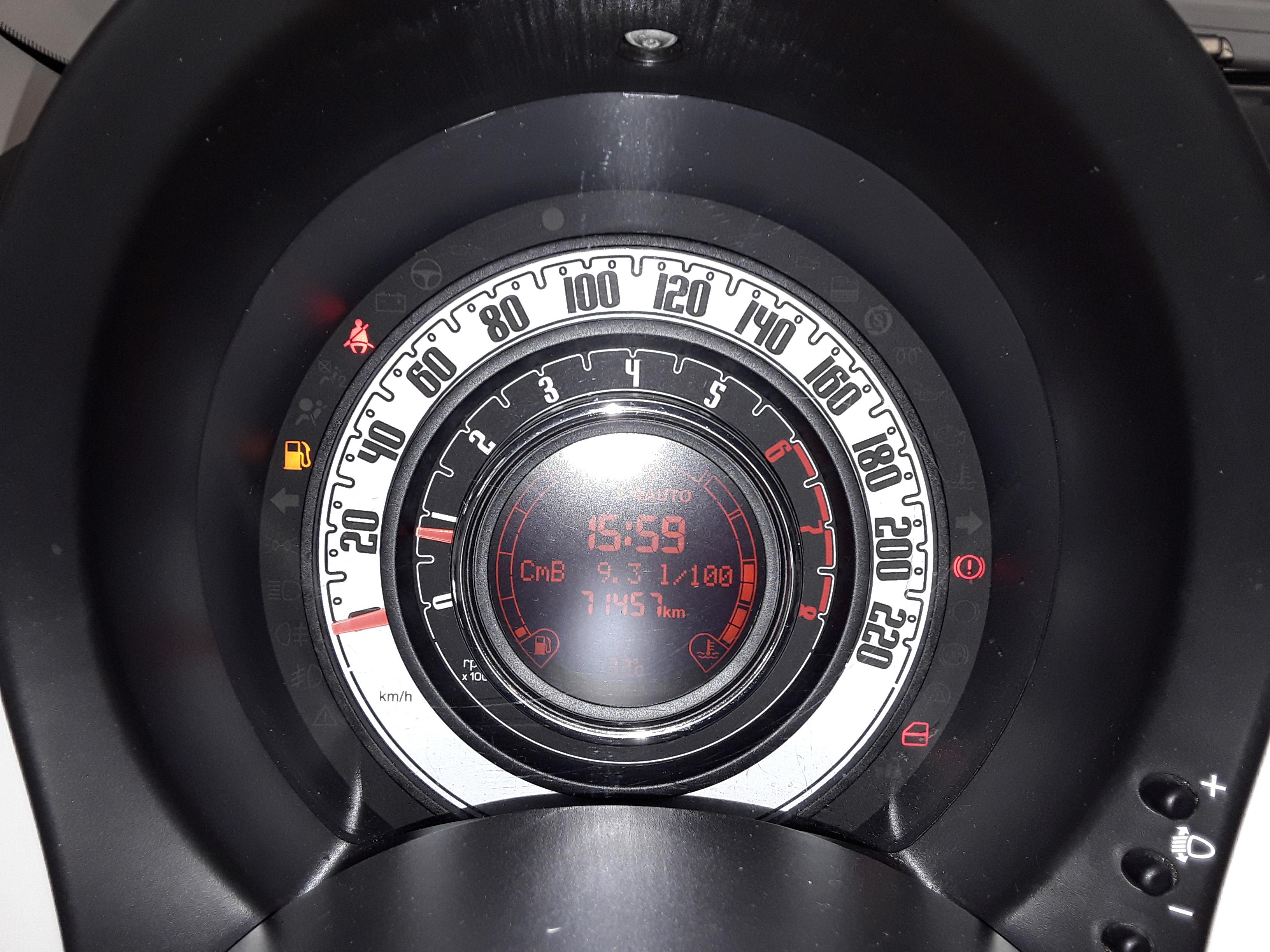 FIAT 500C 2012 à 8900 € - Photo n°15