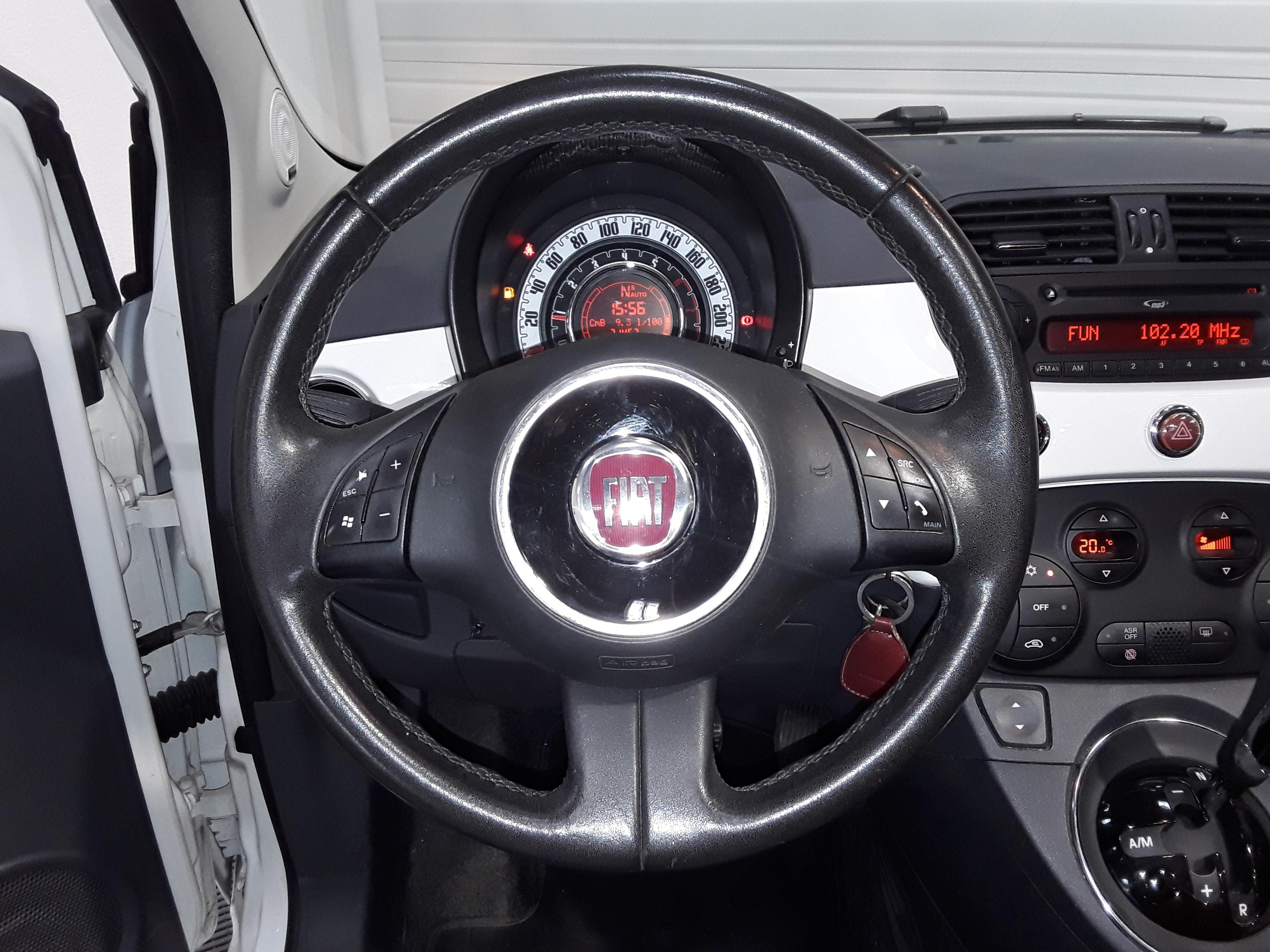 FIAT 500C 2012 à 8900 € - Photo n°12