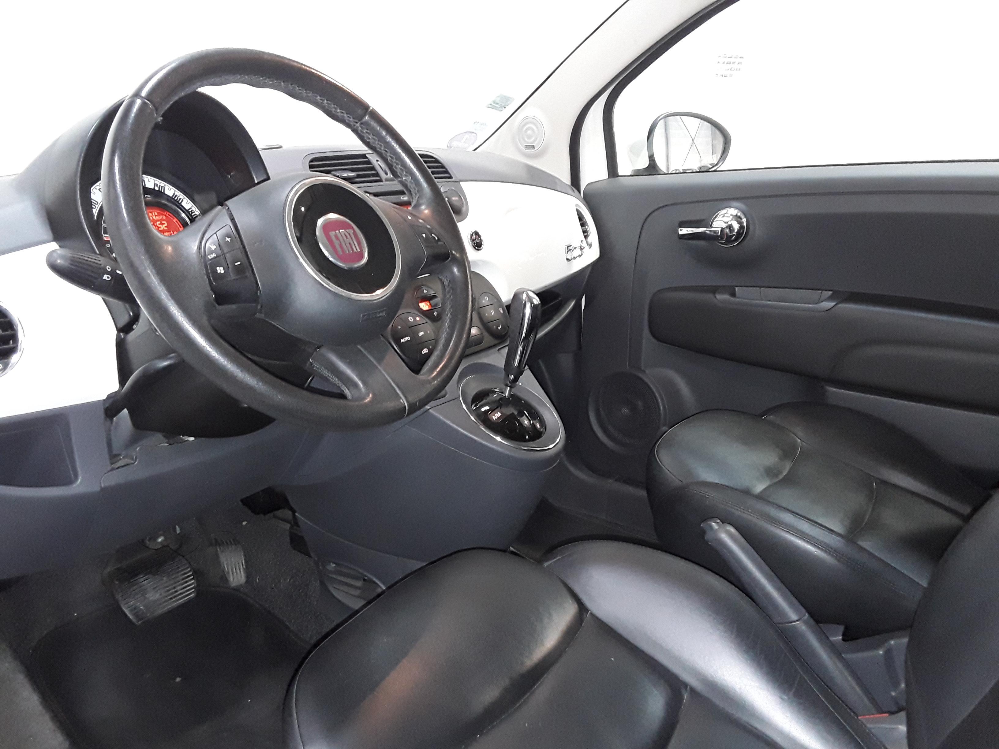 FIAT 500C 2012 à 8900 € - Photo n°7