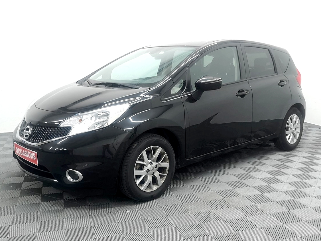 NISSAN NOTE 1.5 dCi - 90 Euro 6 Connect Edition d'occasion