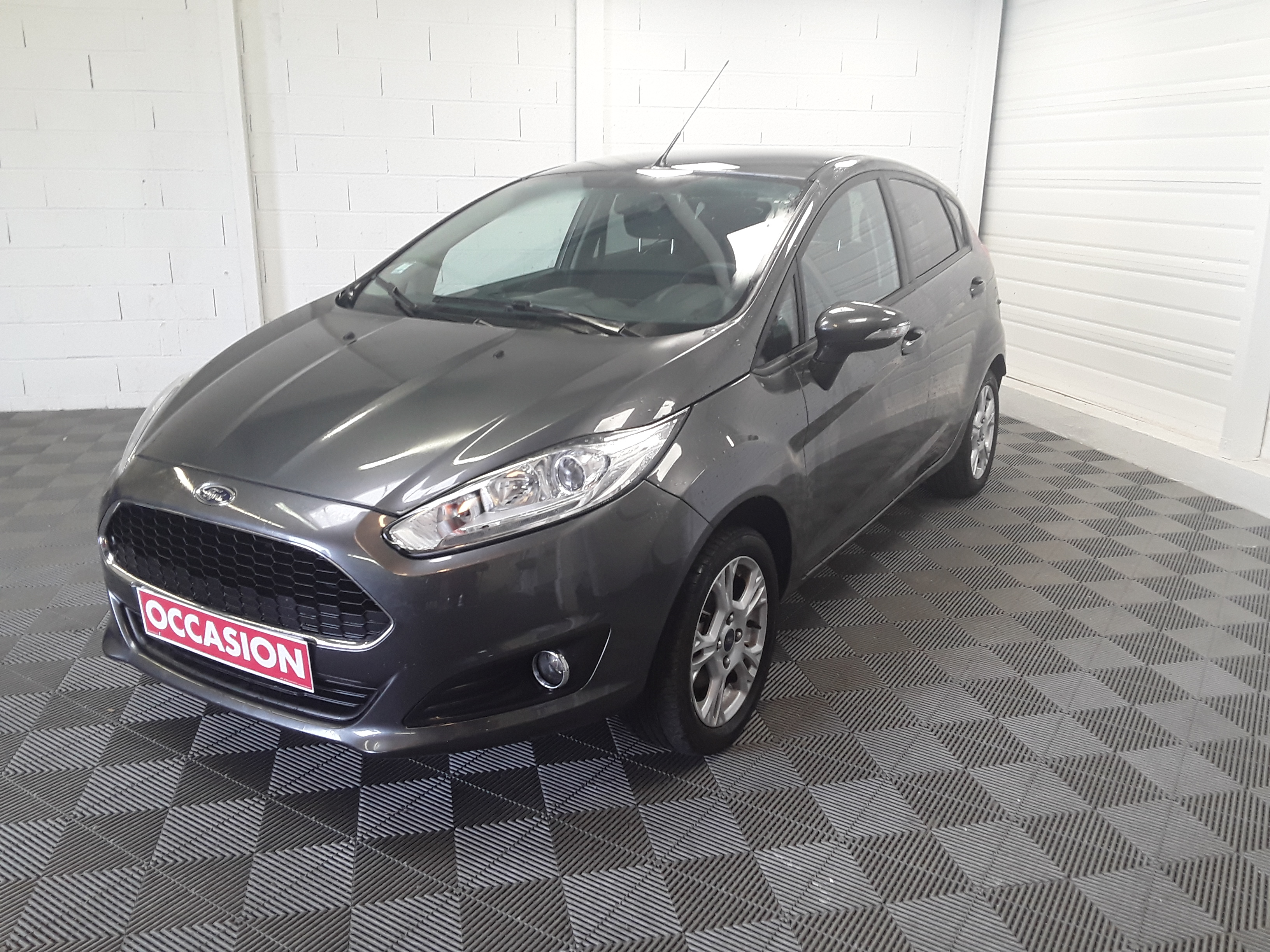 FORD FIESTA 1.25 82 Edition d'occasion