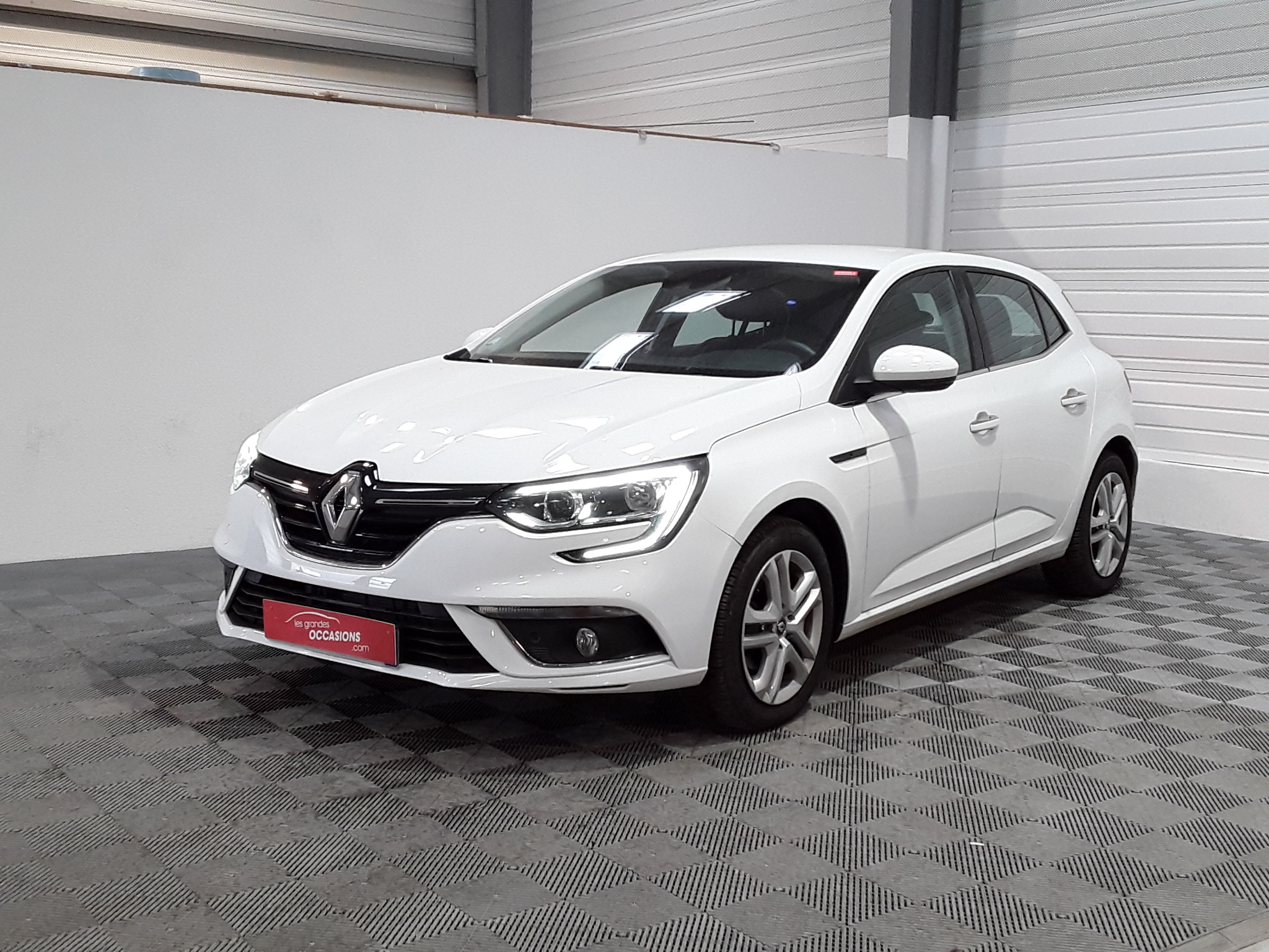 RENAULT MEGANE IV BERLINE Business Energy dCi 110 d'occasion