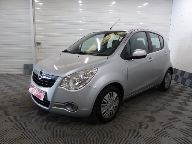 OPEL AGILA 2009 à 4500 € - Photo n°1