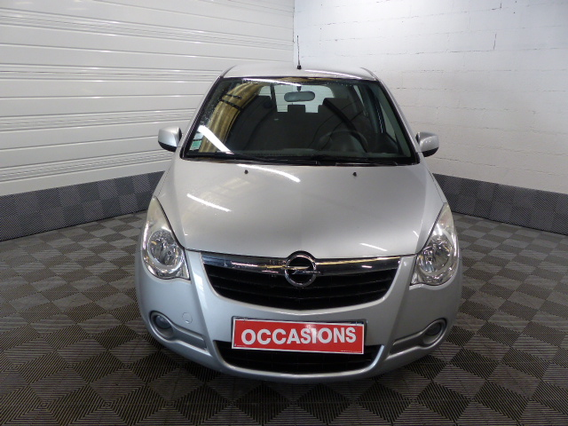 OPEL AGILA 2009 à 4500 € - Photo n°2