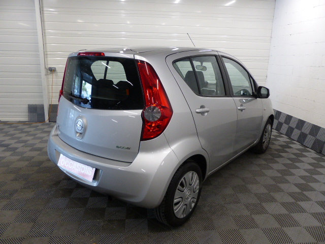 OPEL AGILA 2009 à 4500 € - Photo n°4
