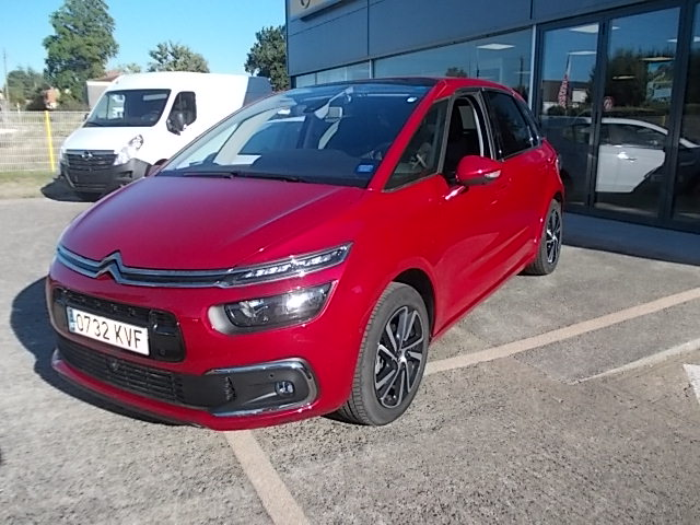 CITROEN C4 SPACETOURER - PureTech 130 S&S EAT8 Feel