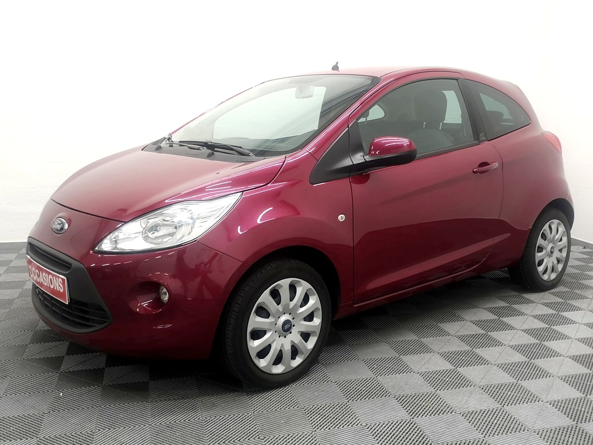FORD KA 1.2 69 S&S Titanium d'occasion
