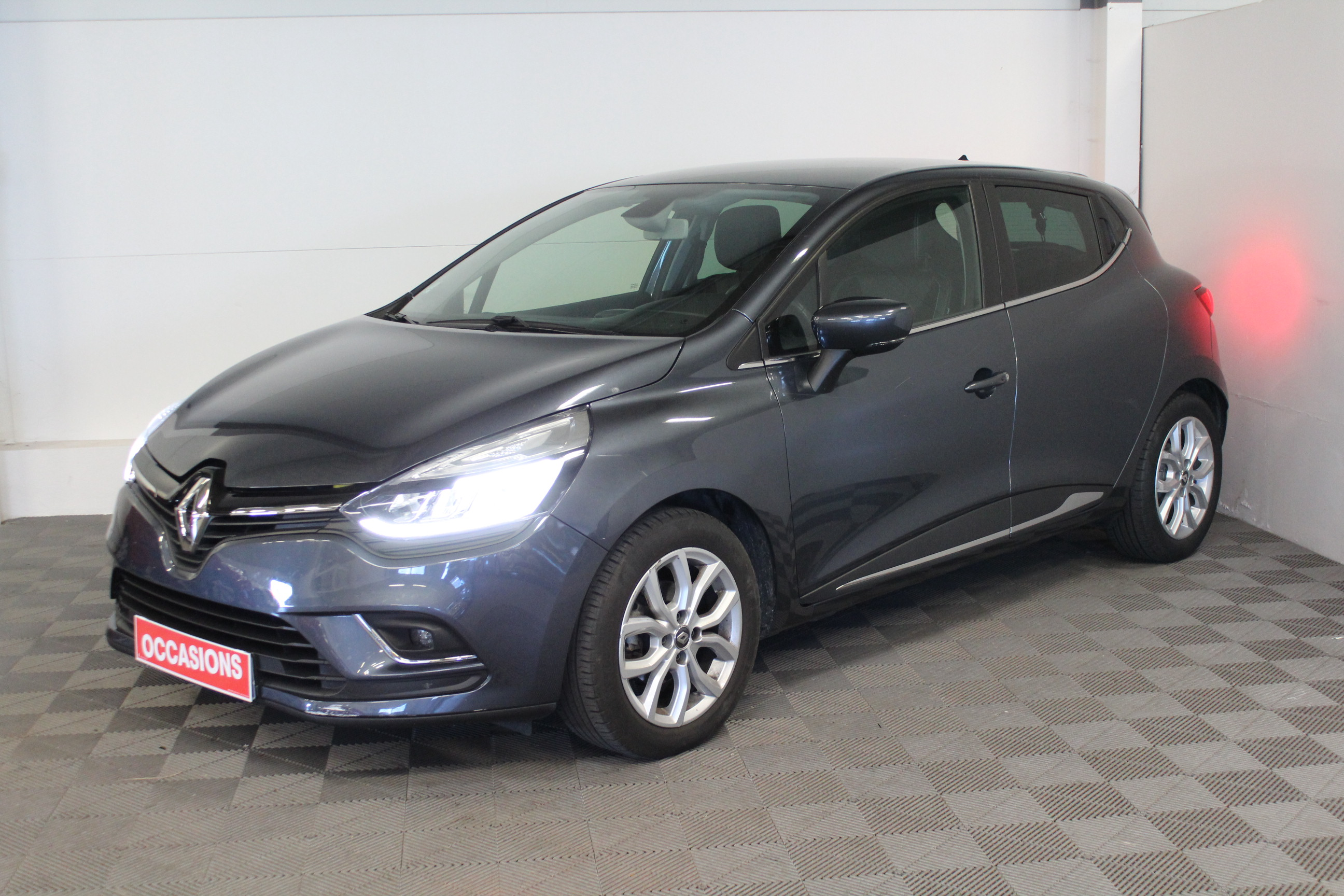 RENAULT CLIO IV TCe 90 Intens d'occasion