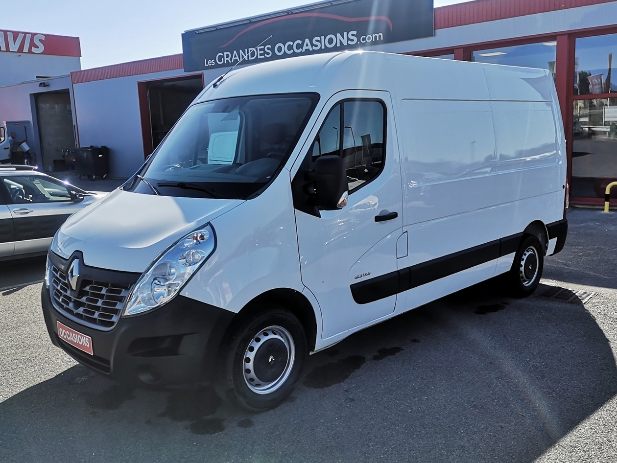 RENAULT MASTER FOURGON FGN L2H2 3.5t 2.3 dCi 125 GRAND CONFORT d'occasion