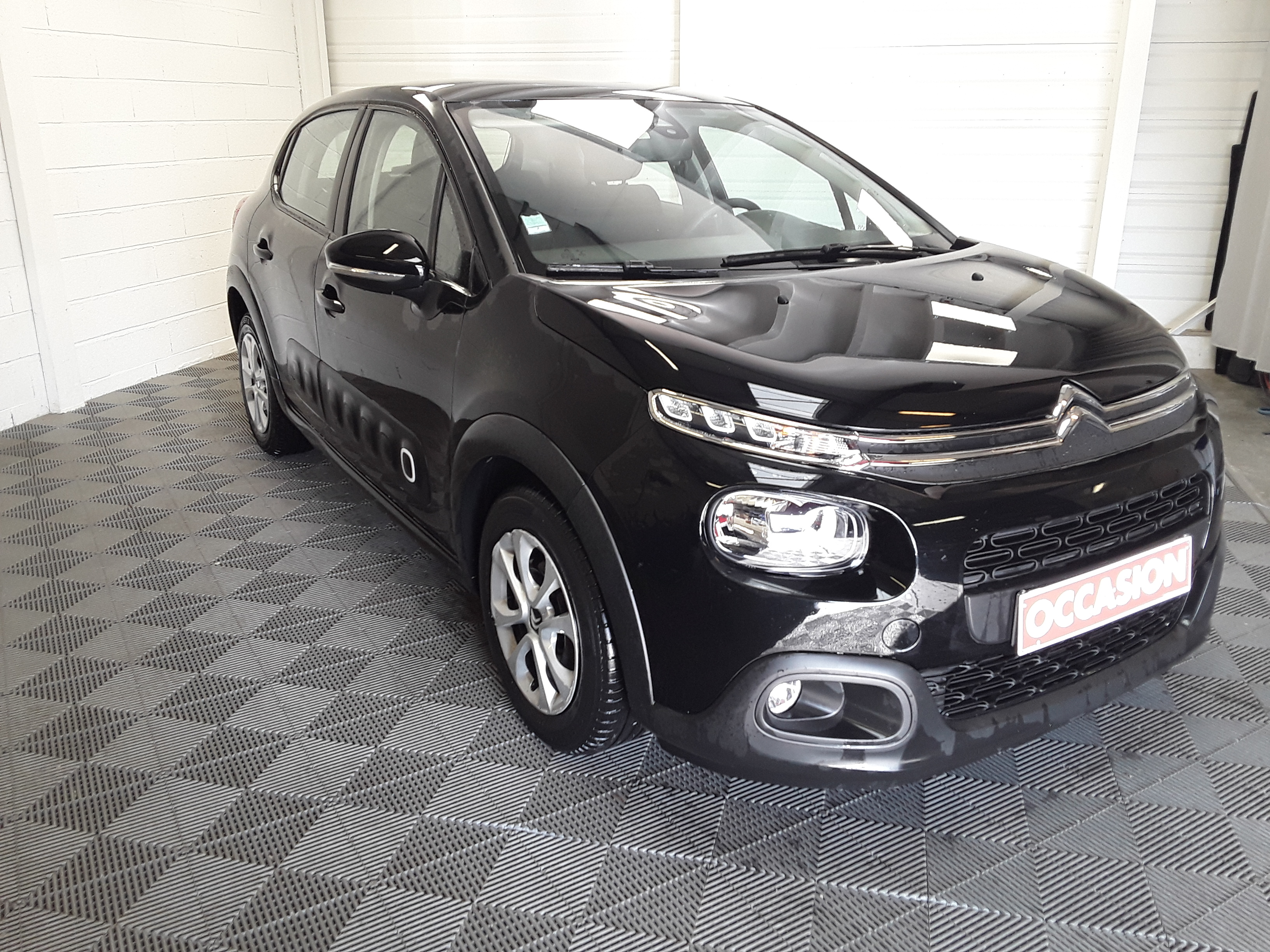 CITROEN C3 BUSINESS 2017 à 9900 € - Photo n°3