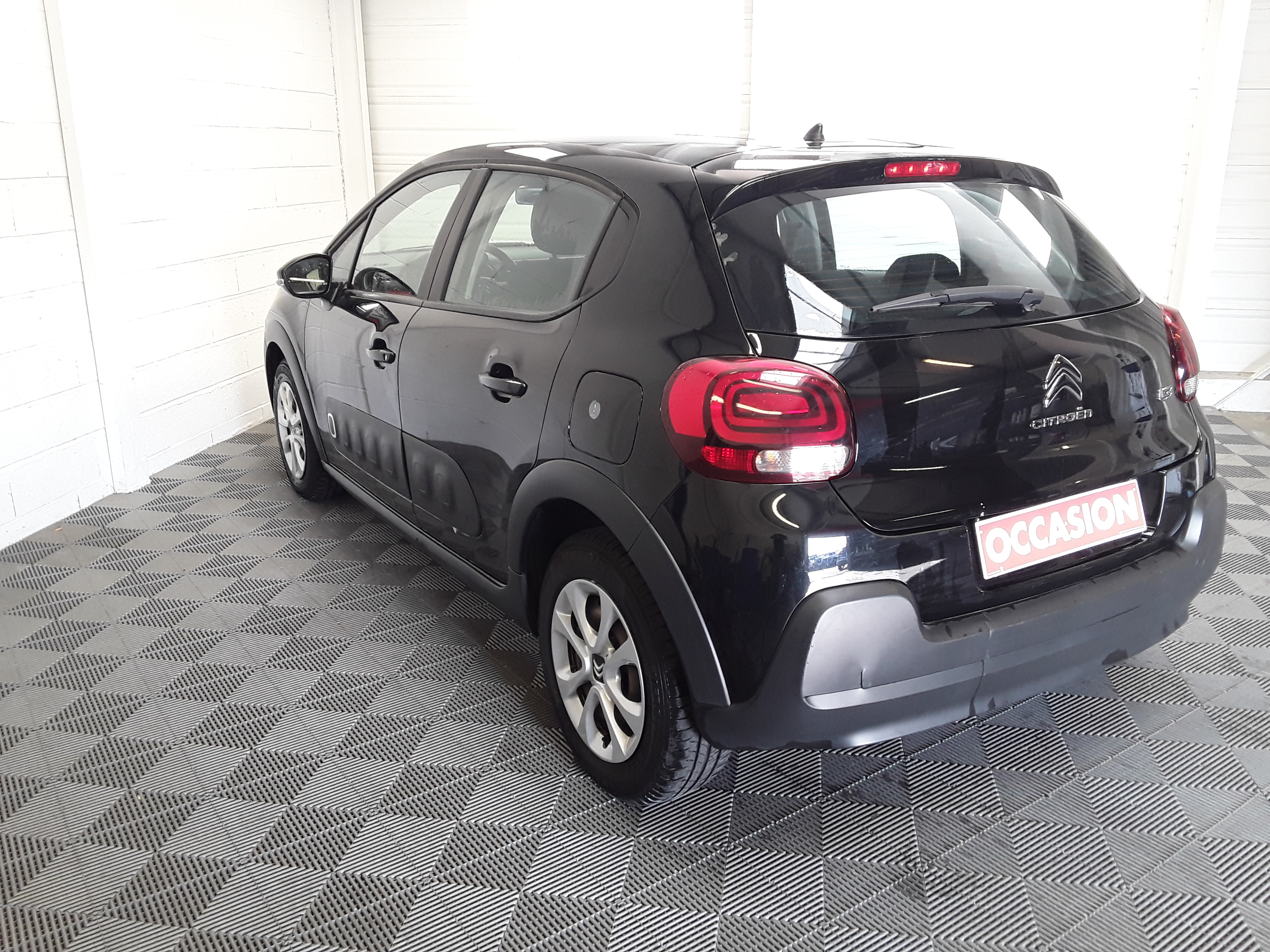 CITROEN C3 BUSINESS 2017 à 9900 € - Photo n°6