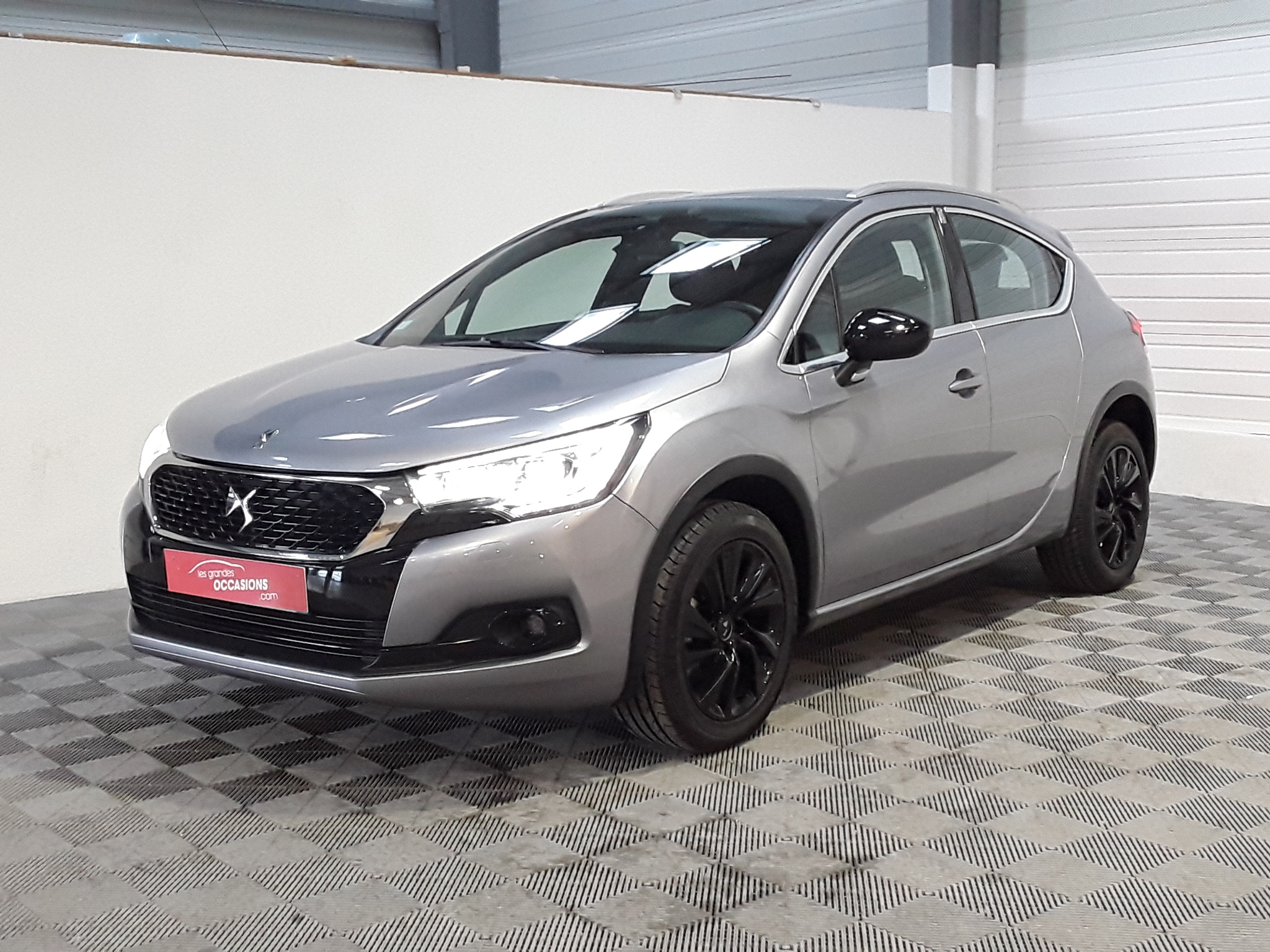 DS DS4 CROSSBACK BlueHDi 120 S&S EAT6 Be Chic d'occasion