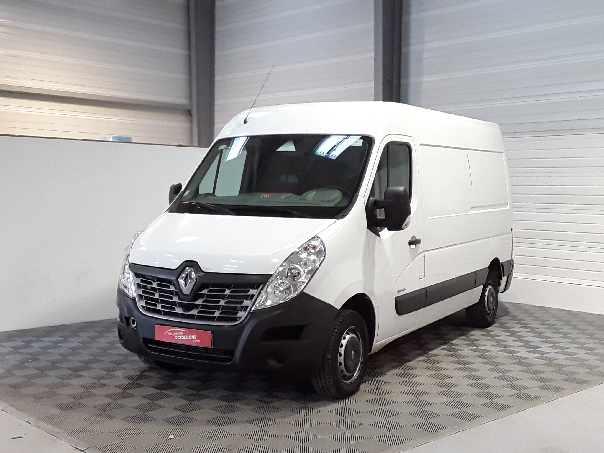 RENAULT MASTER FOURGON FG GCF TRAC F3300 L2H2 DCI 125 d'occasion