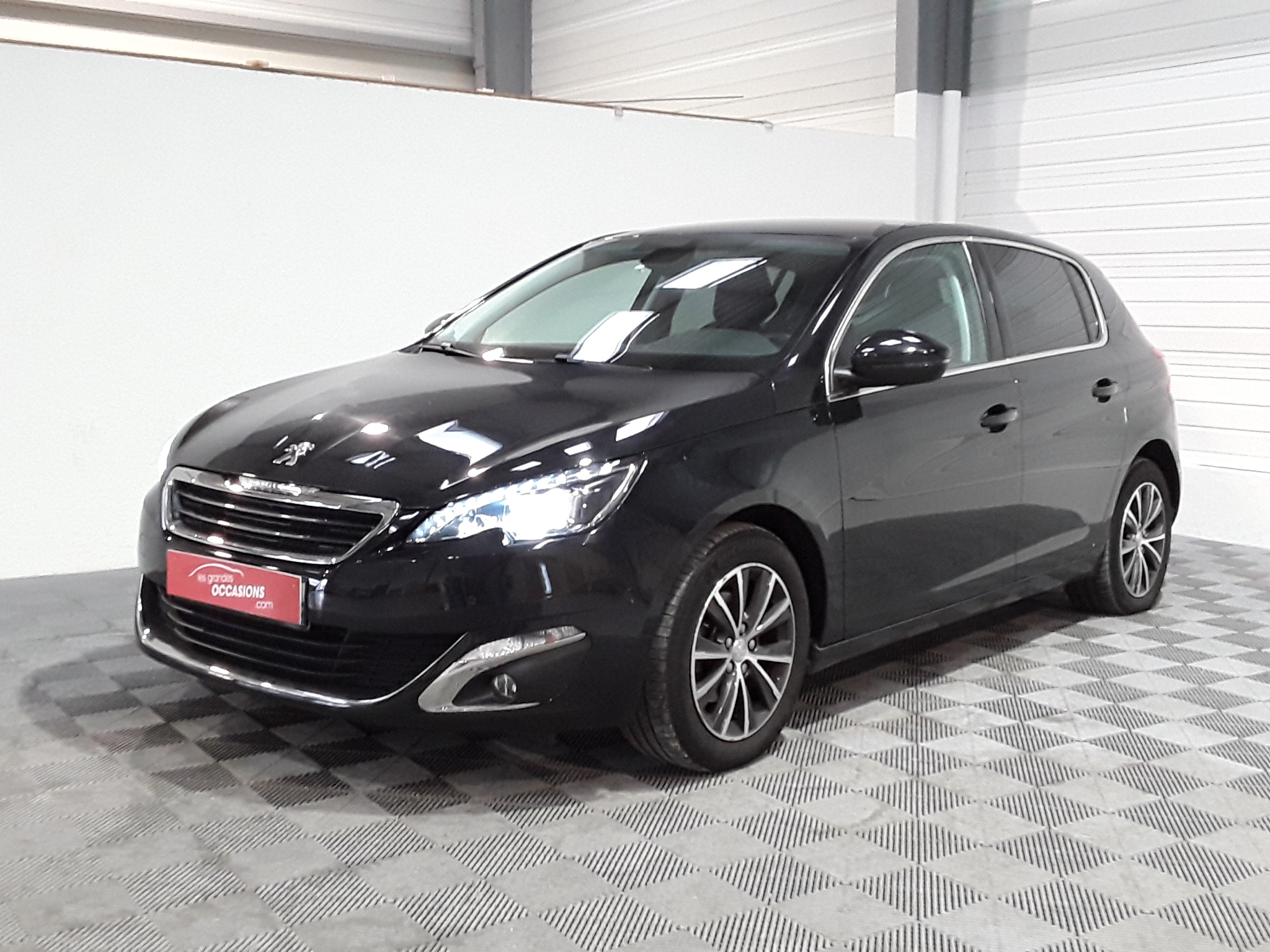 PEUGEOT 308 1.6 Blue HDI 120 ALLURE d'occasion