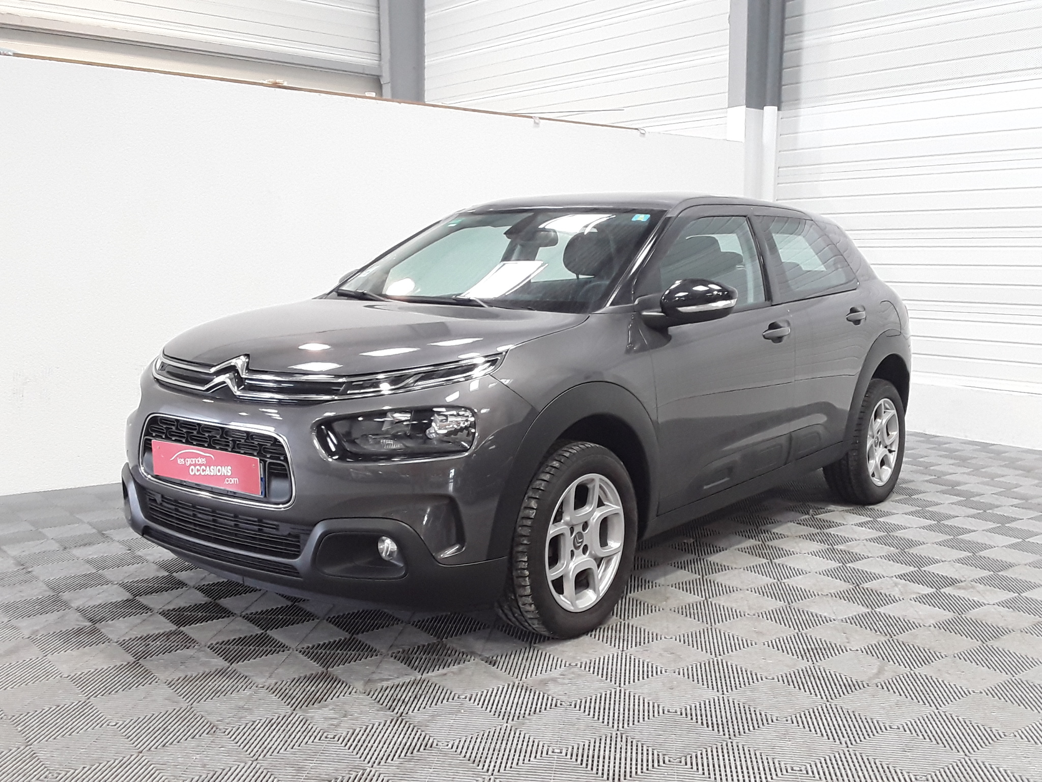 CITROEN C4 CACTUS PureTech 110 S&S EAT6 Feel d'occasion
