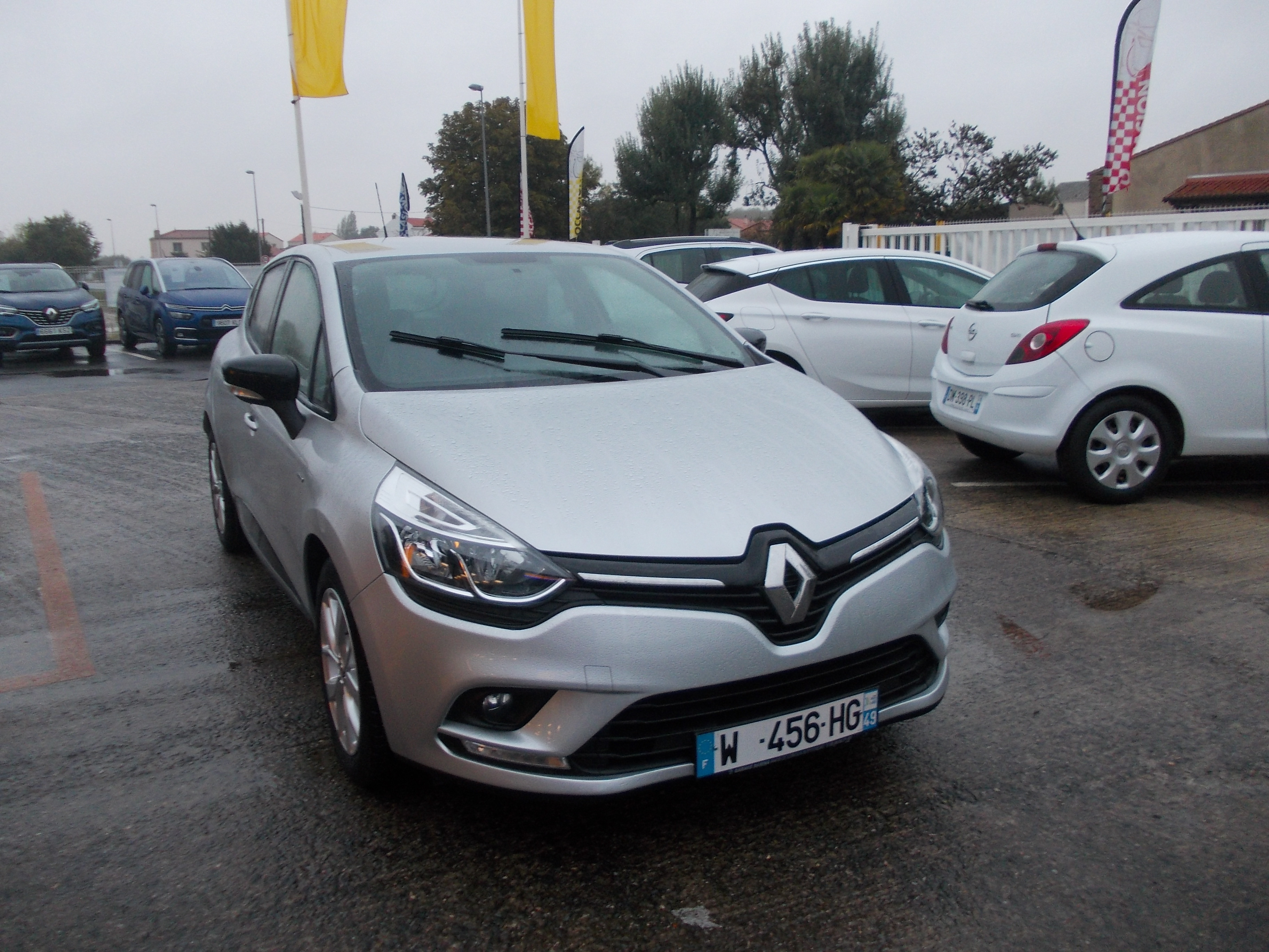 RENAULT CLIO IV - TCe 90 Energy Limited