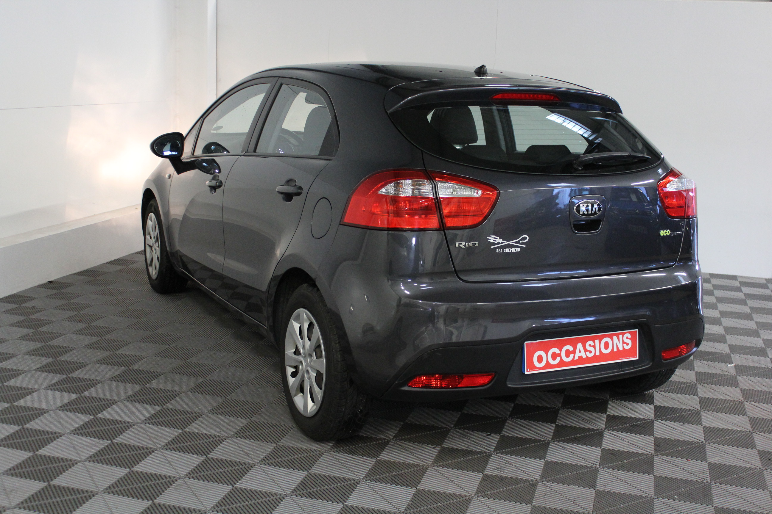 KIA RIO 2013 à 6900 € - Photo n°5