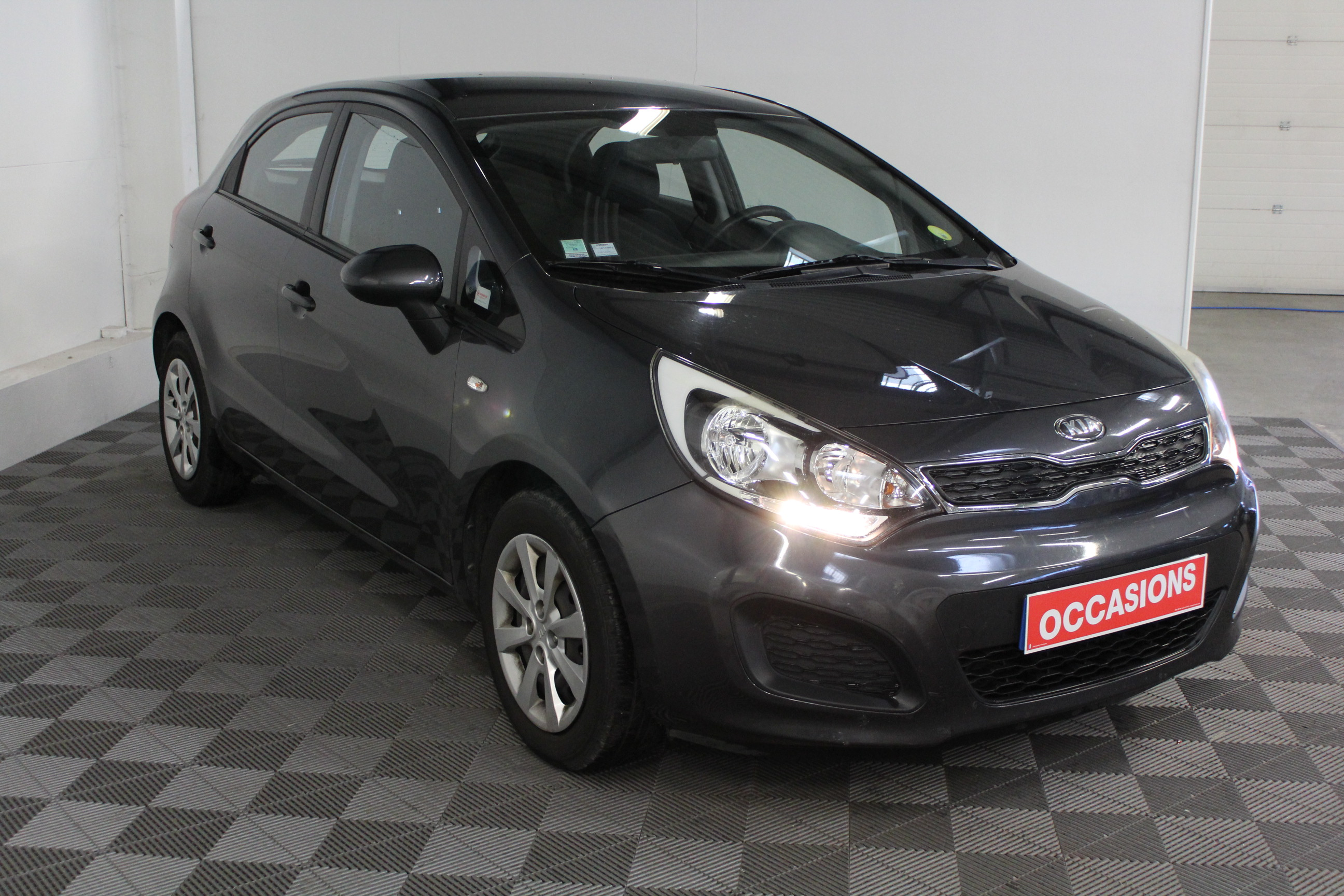 KIA RIO 2013 à 6900 € - Photo n°3