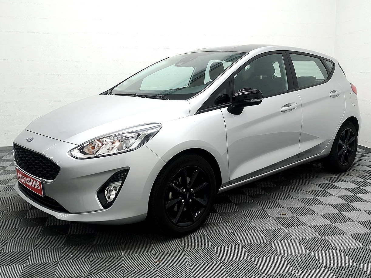 FORD FIESTA 1.0 EcoBoost 100 ch S&S BVM6 Trend d'occasion