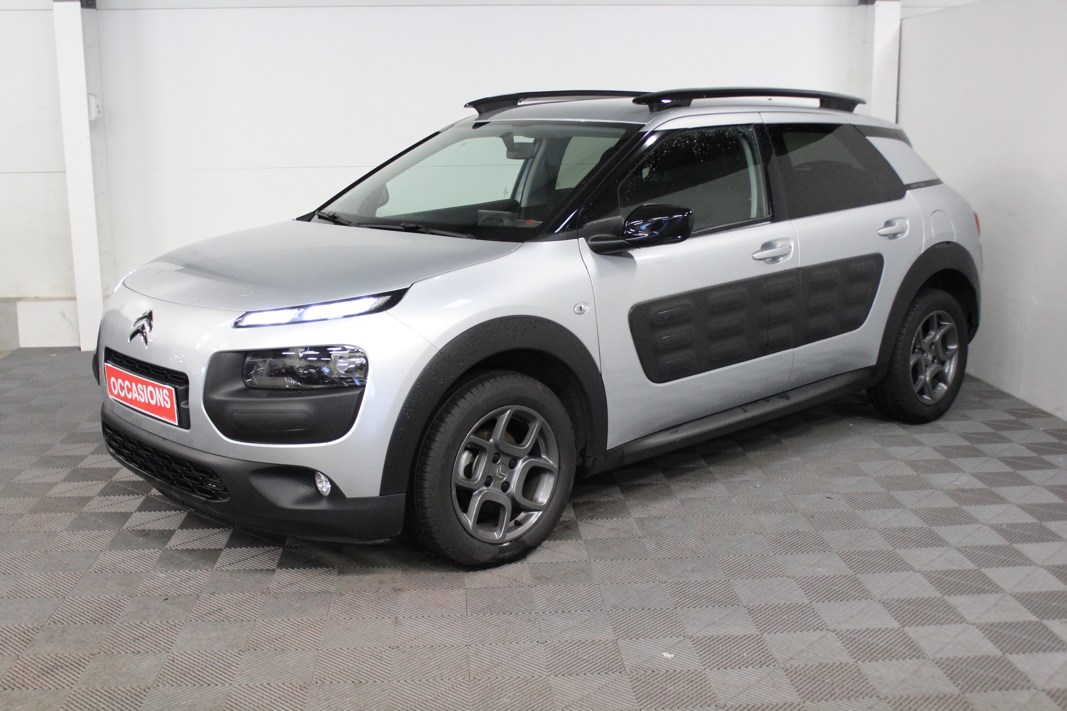 CITROEN C4 CACTUS PURETECH 82 FEEL EDITION d'occasion