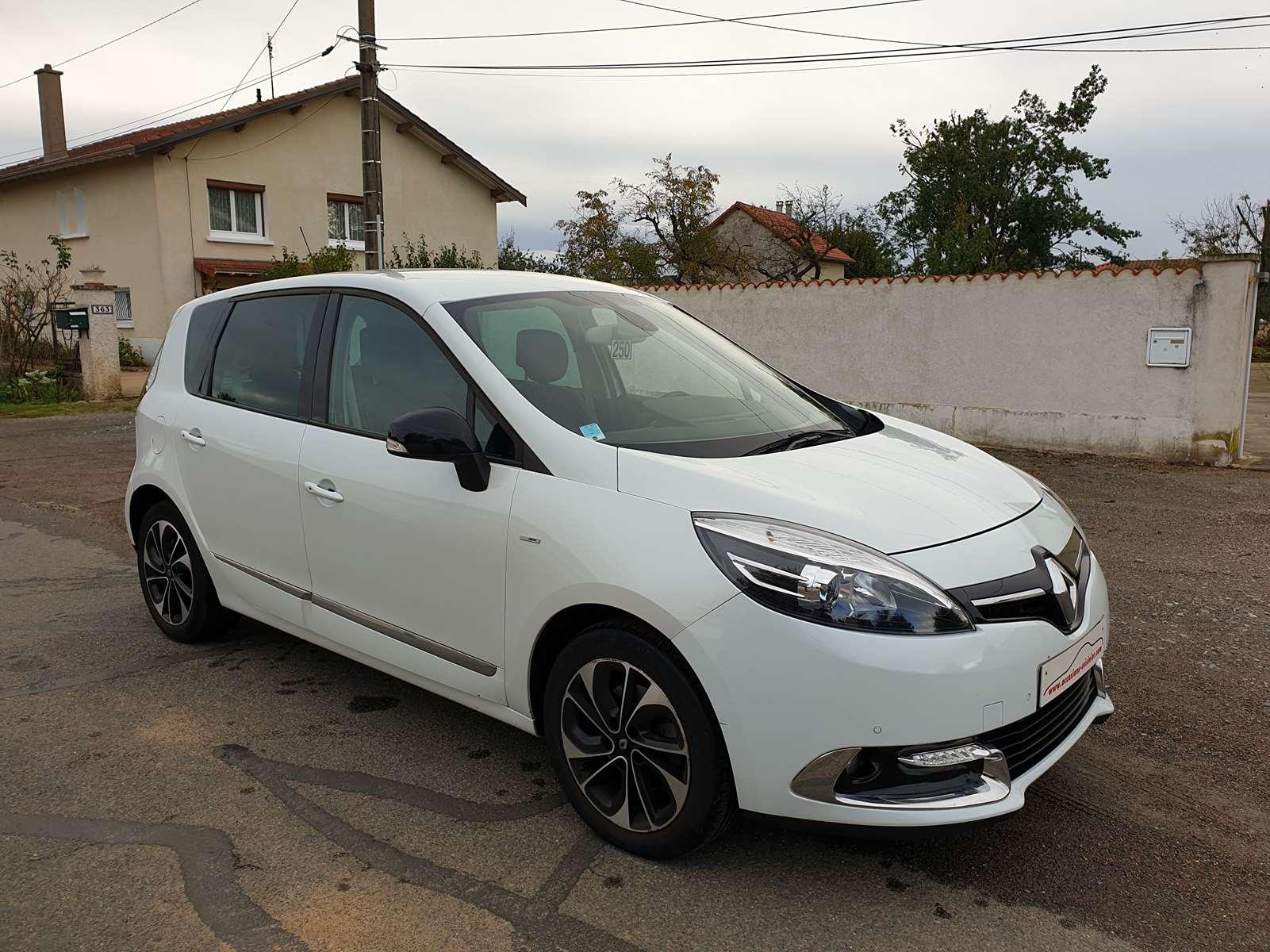 Renault Scenic Iii Dci 130 Energy Bose Edition